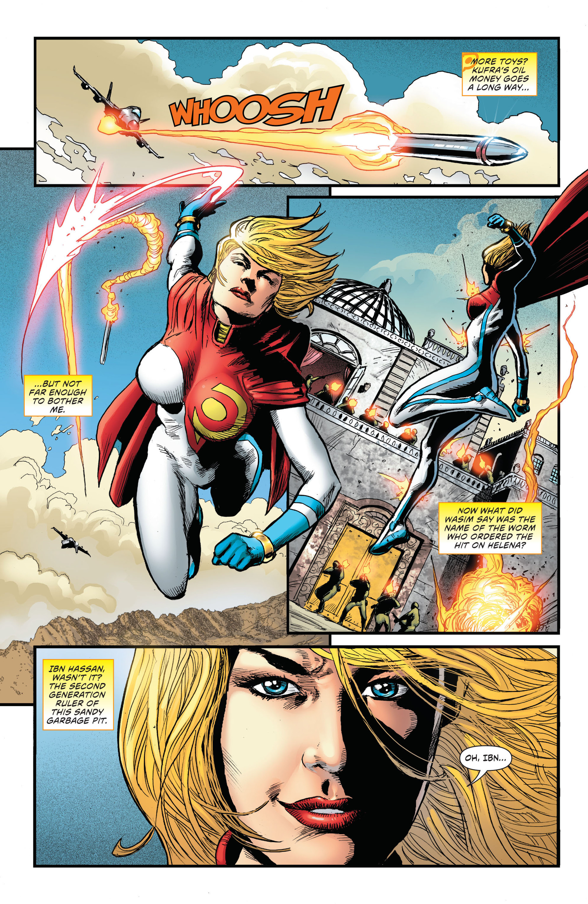 Read online Worlds' Finest comic -  Issue #8 - 18
