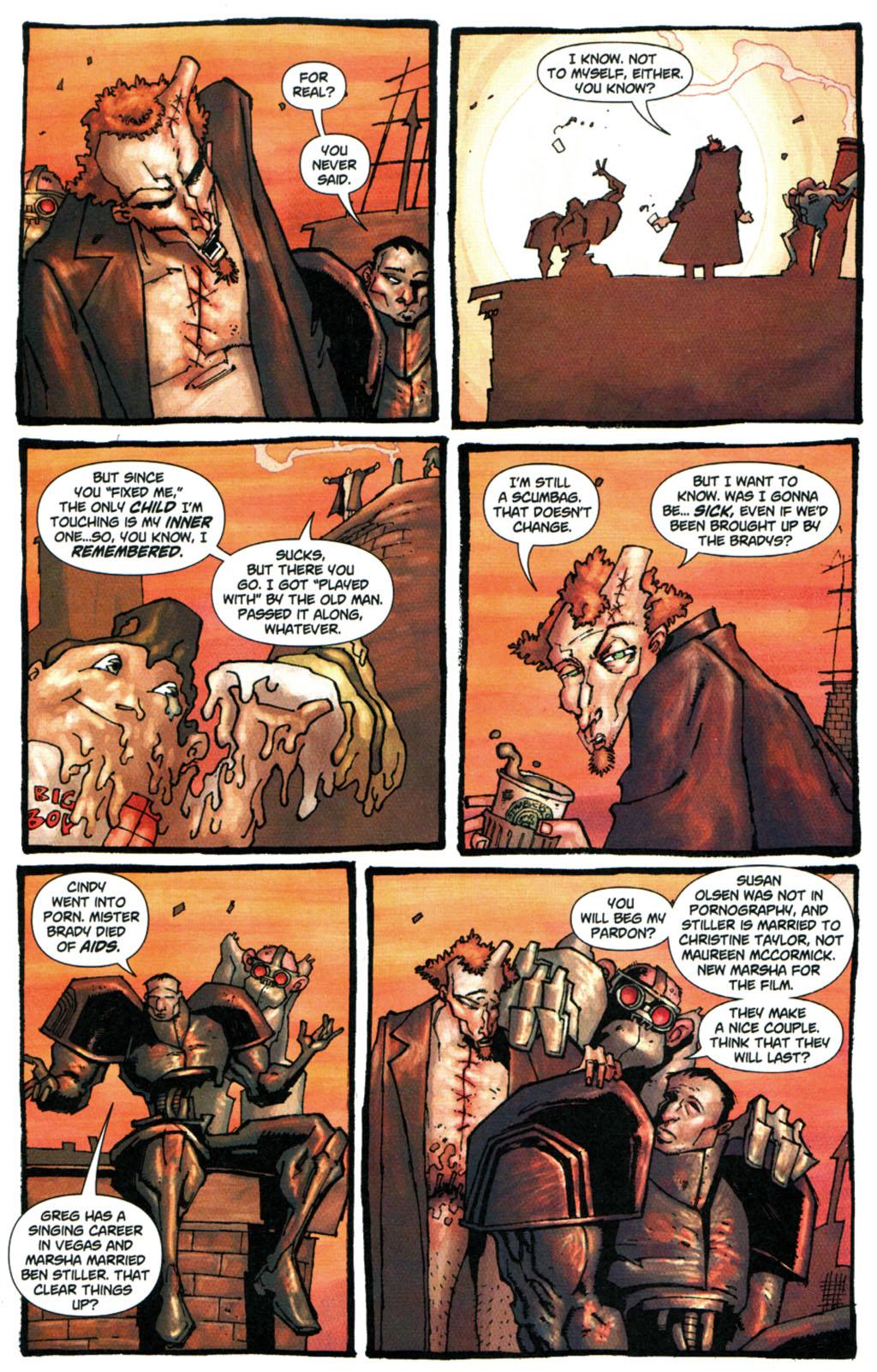 Read online Enginehead comic -  Issue #5 - 10