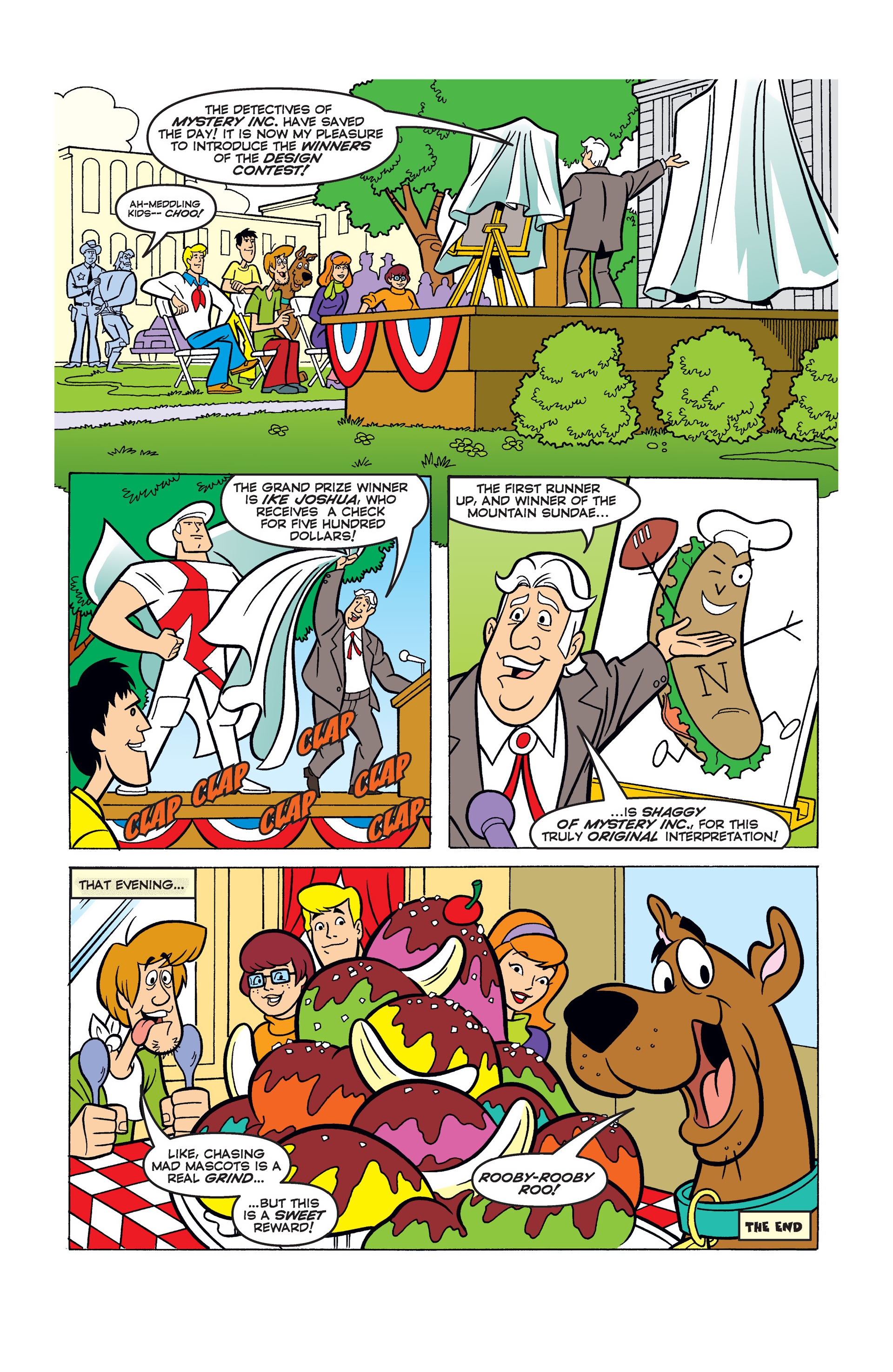 Read online Scooby-Doo (1997) comic -  Issue #43 - 23