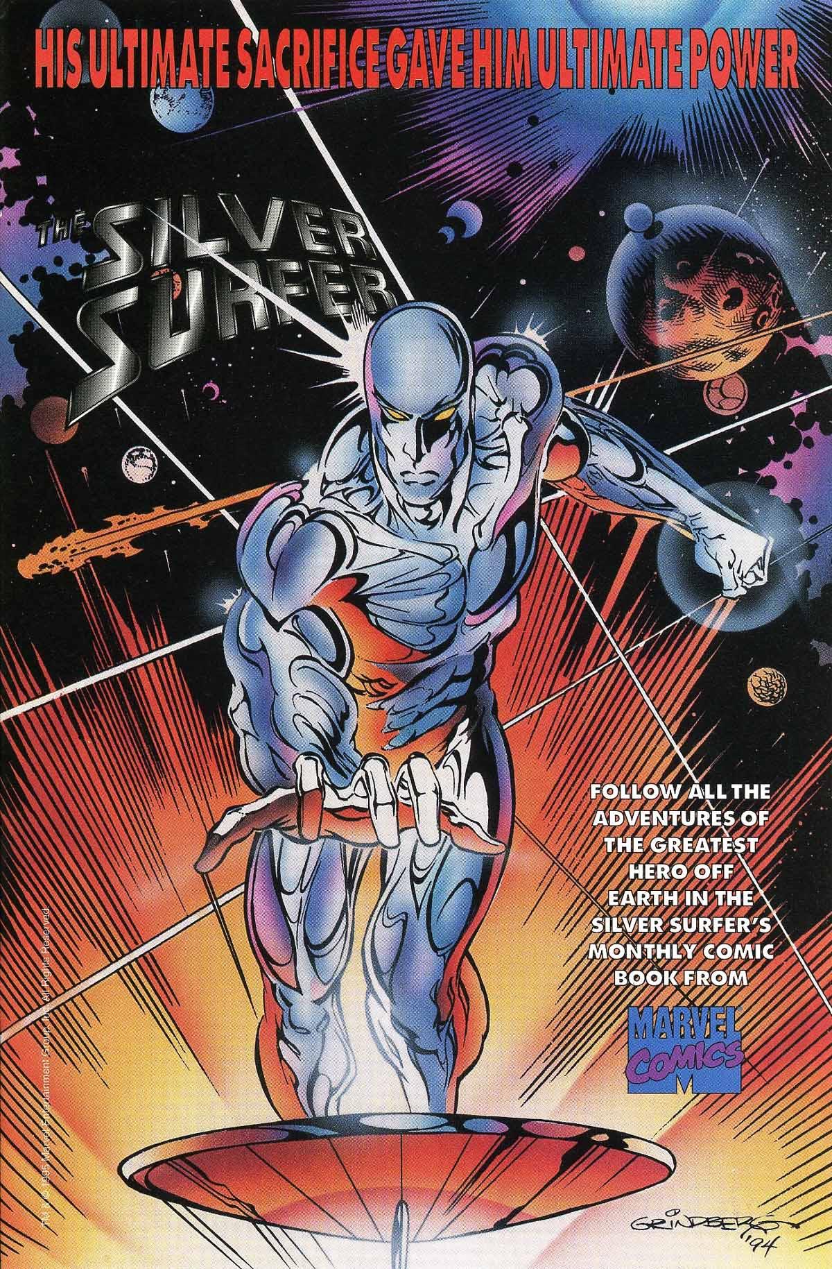 Read online Rune (1994) comic -  Issue #8 - 22