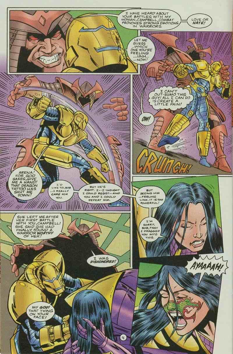 Read online Ultraverse Premiere comic -  Issue #11 - 32