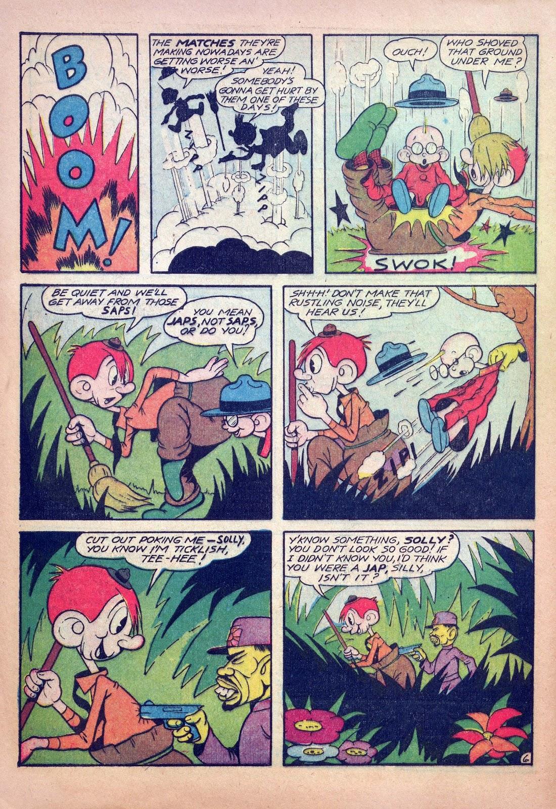 Read online Joker Comics comic -  Issue #14 - 54
