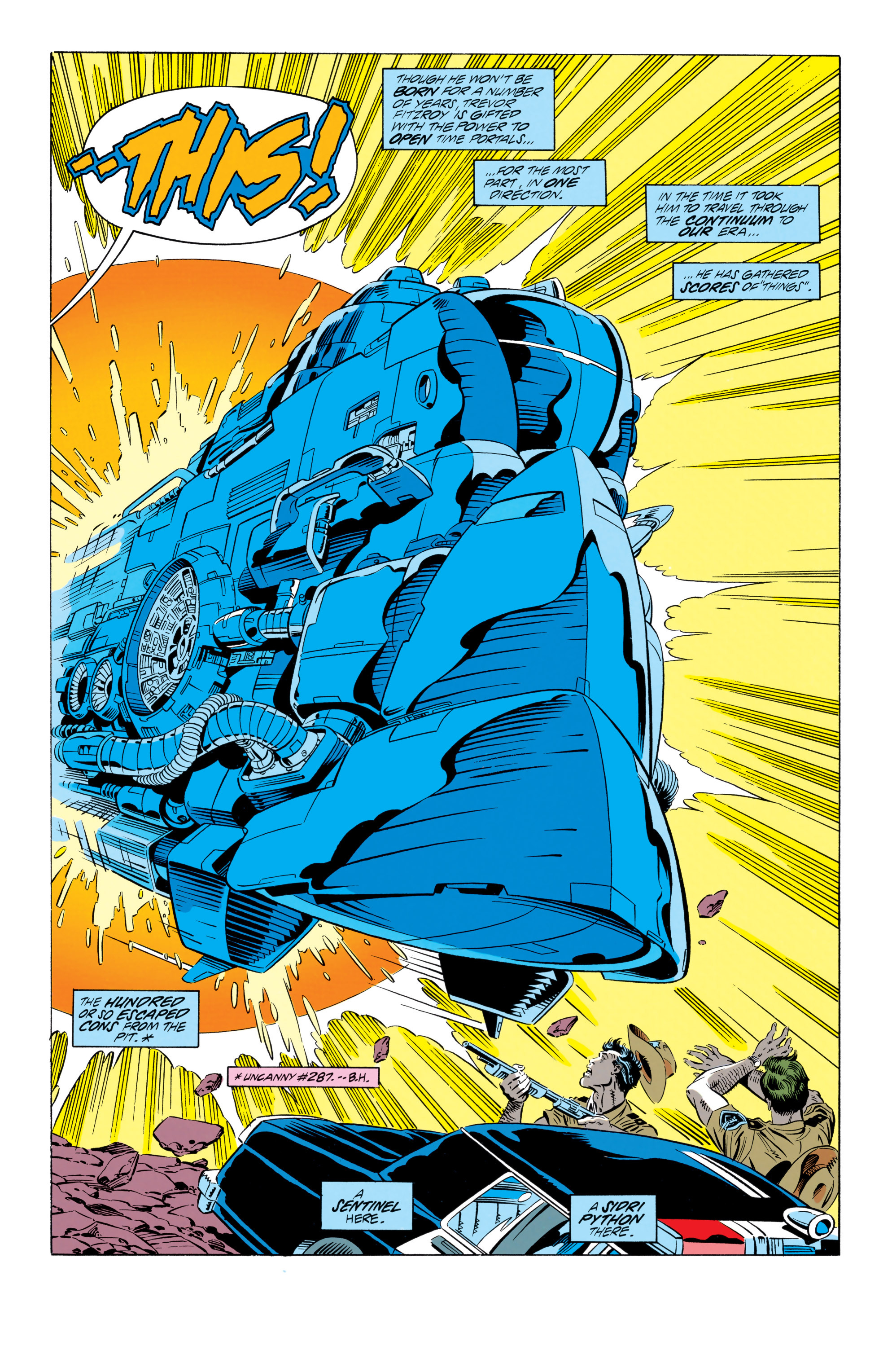 Read online Uncanny X-Men (1963) comic -  Issue # _Annual 17 - 52