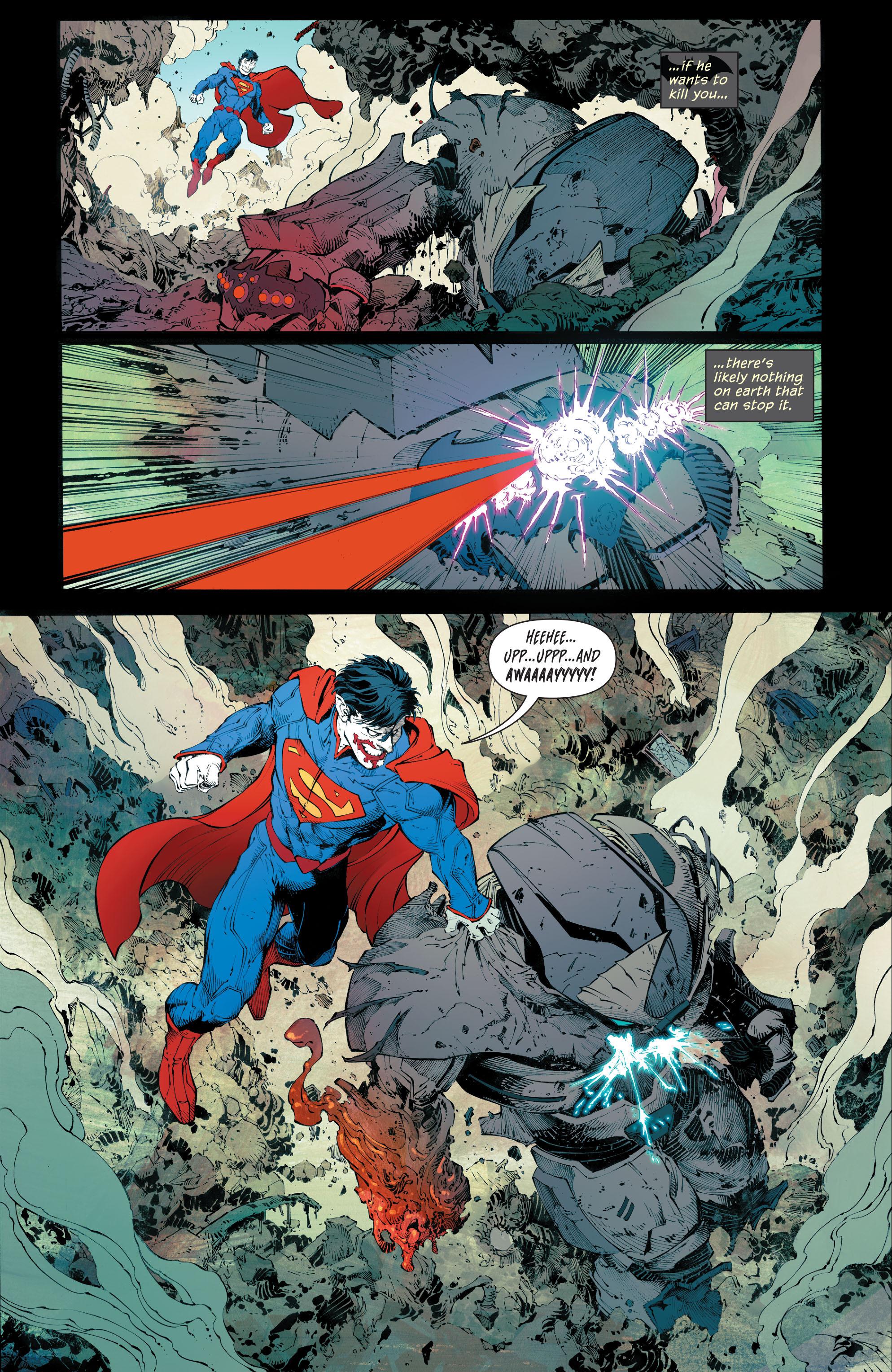 Read online Batman (2011) comic -  Issue # _TPB 7 - 37