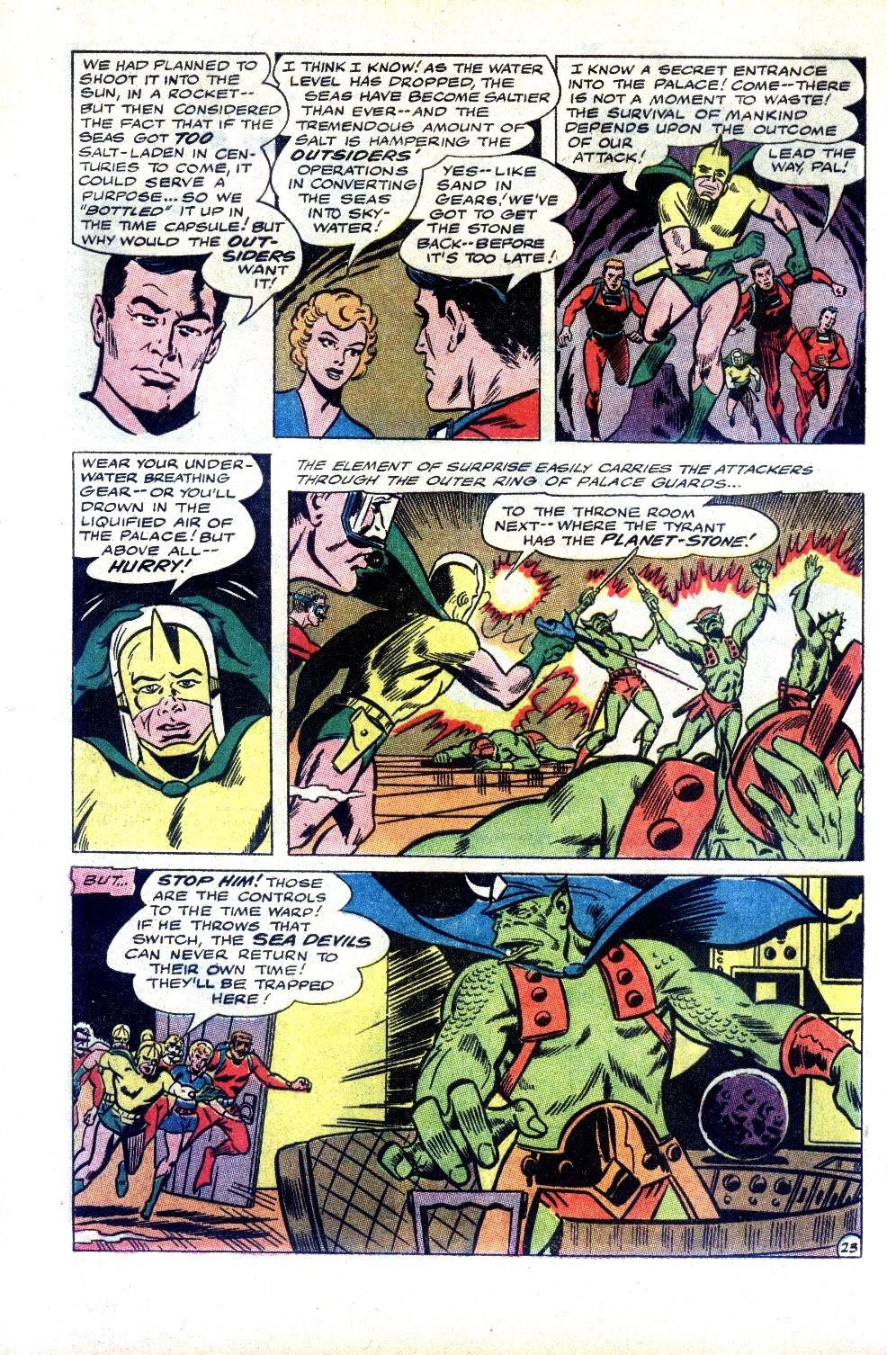 Read online Sea Devils comic -  Issue #32 - 33