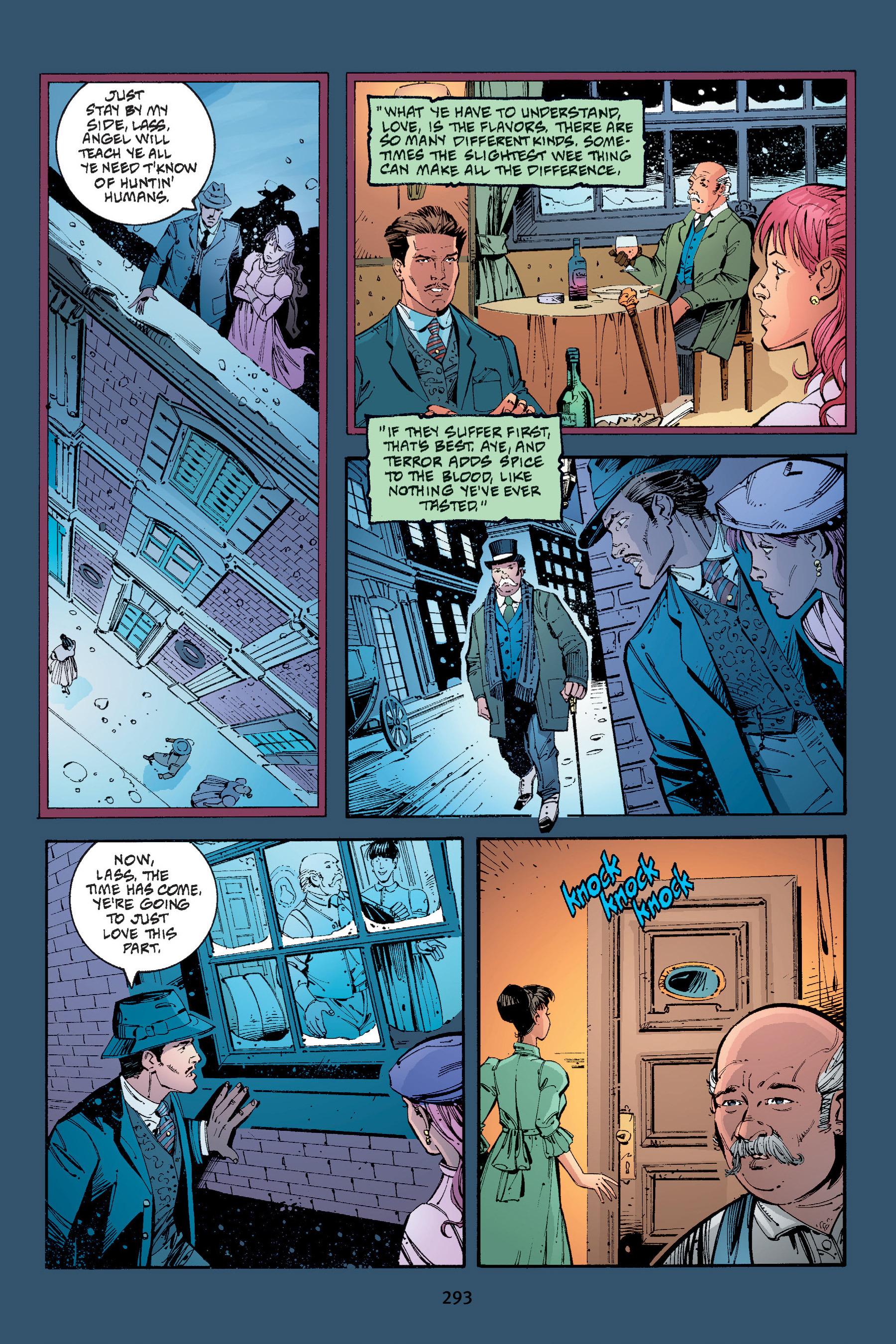 Read online Buffy the Vampire Slayer: Omnibus comic -  Issue # TPB 4 - 290