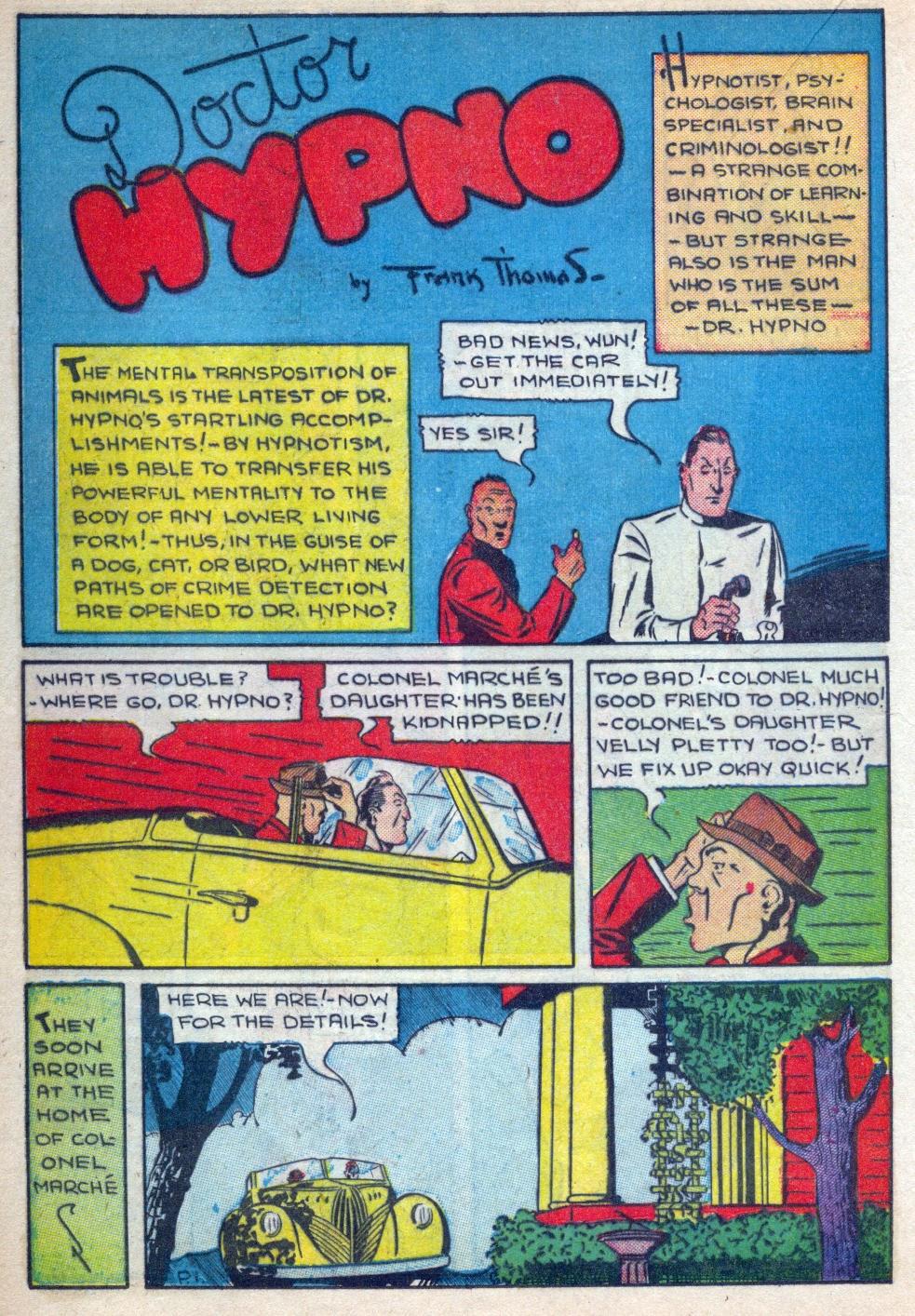 Read online Amazing Man Comics comic -  Issue #15 - 27