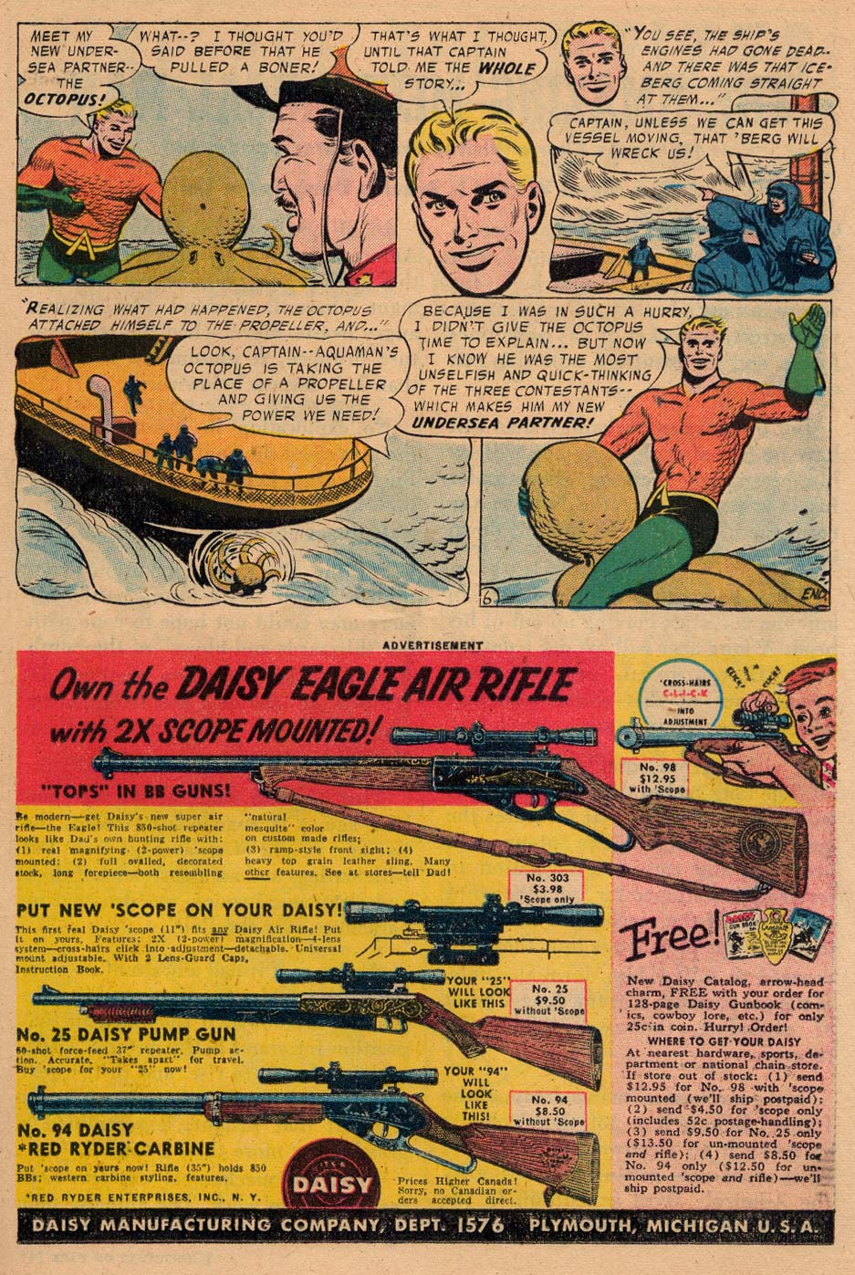 Read online Adventure Comics (1938) comic -  Issue #229 - 21