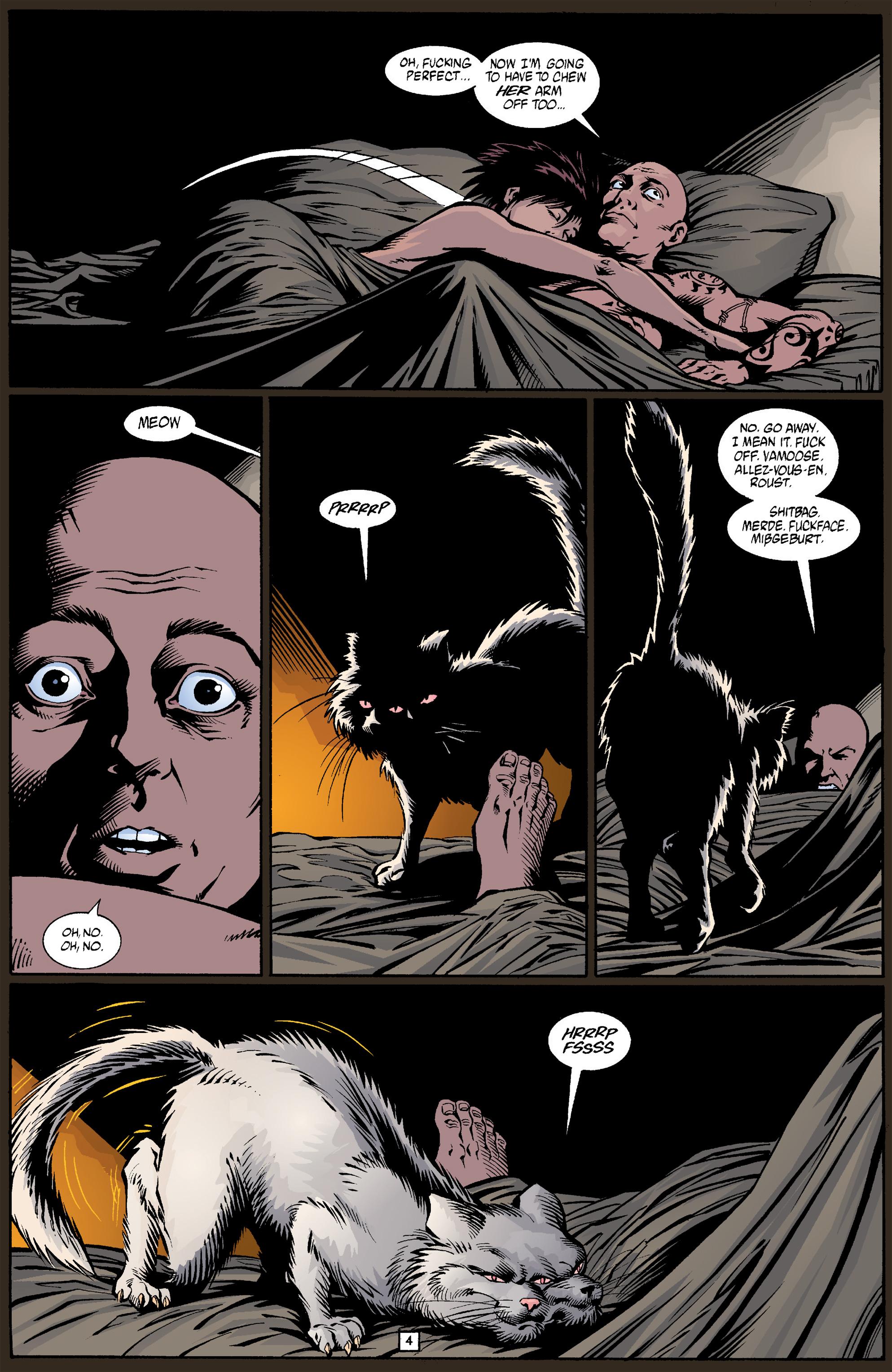 Read online Transmetropolitan comic -  Issue #17 - 5