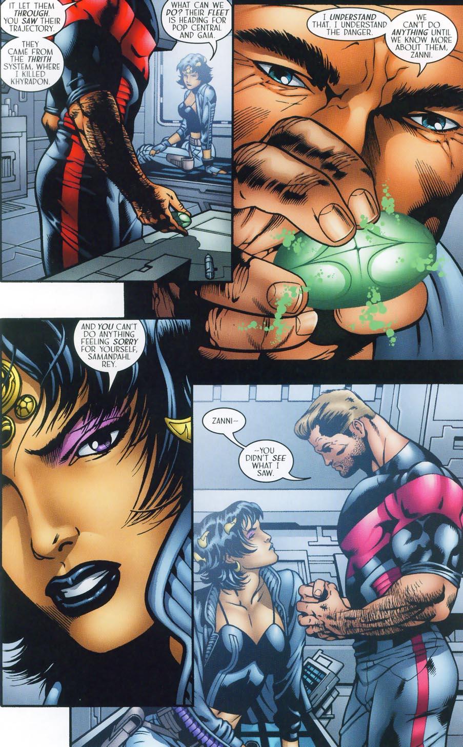 Read online Sigil (2000) comic -  Issue #38 - 11