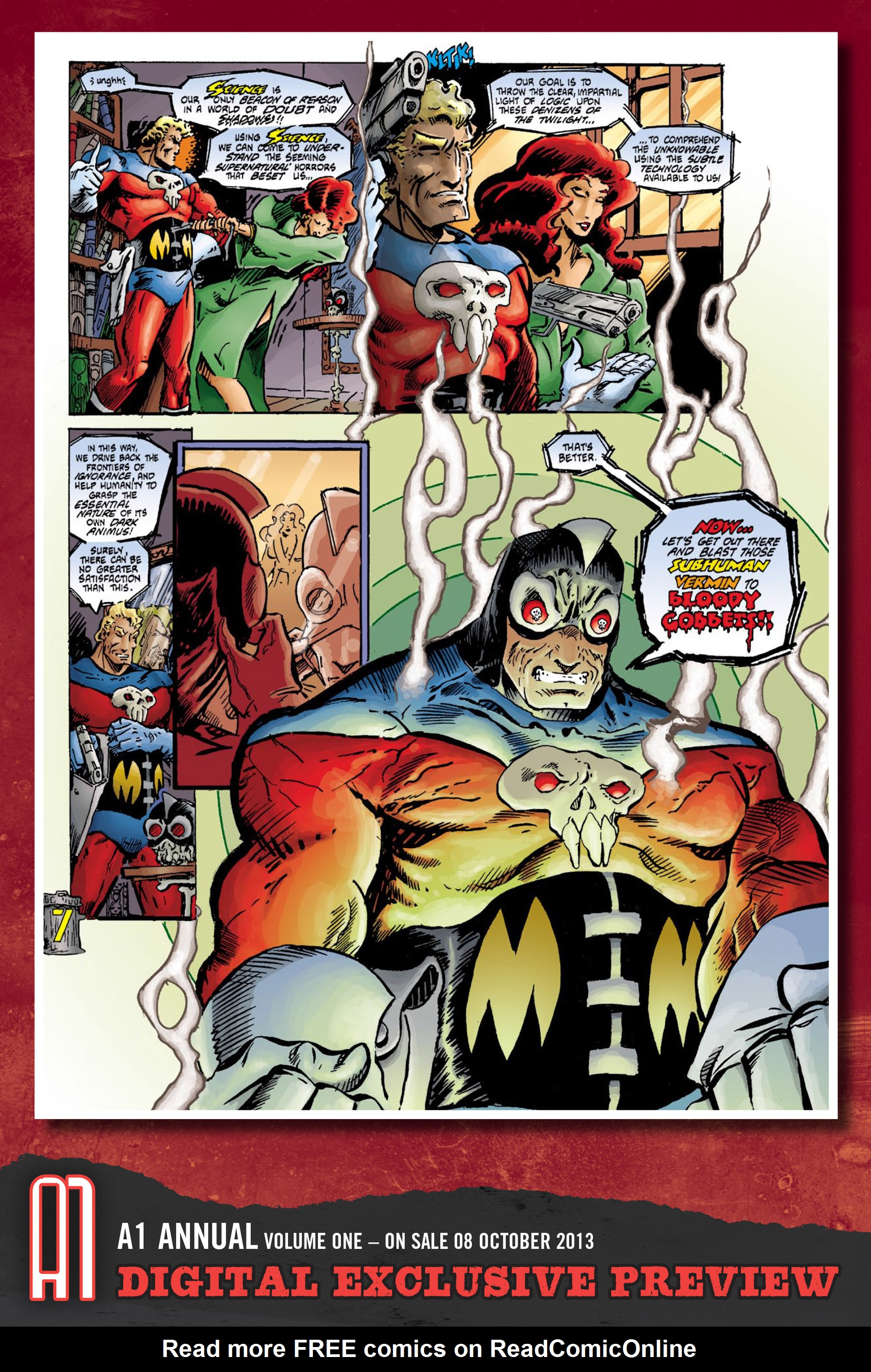 Read online A1 Presents The Weirding Willows comic -  Issue #A1 Presents The Weirding Willows Full - 27
