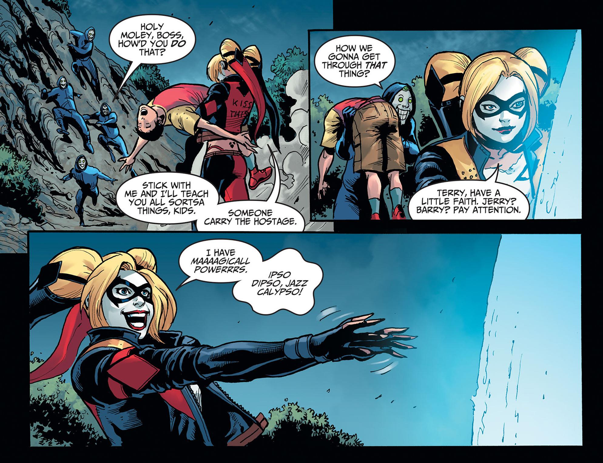 Read online Injustice: Ground Zero comic -  Issue #9 - 22