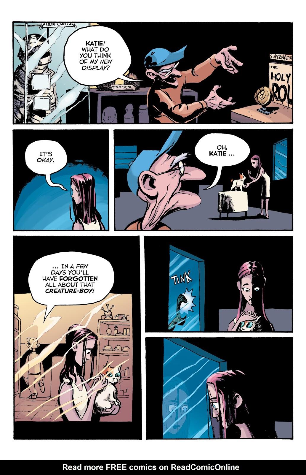 Read online Creature Tech (2019) comic -  Issue # TPB (Part 2) - 2
