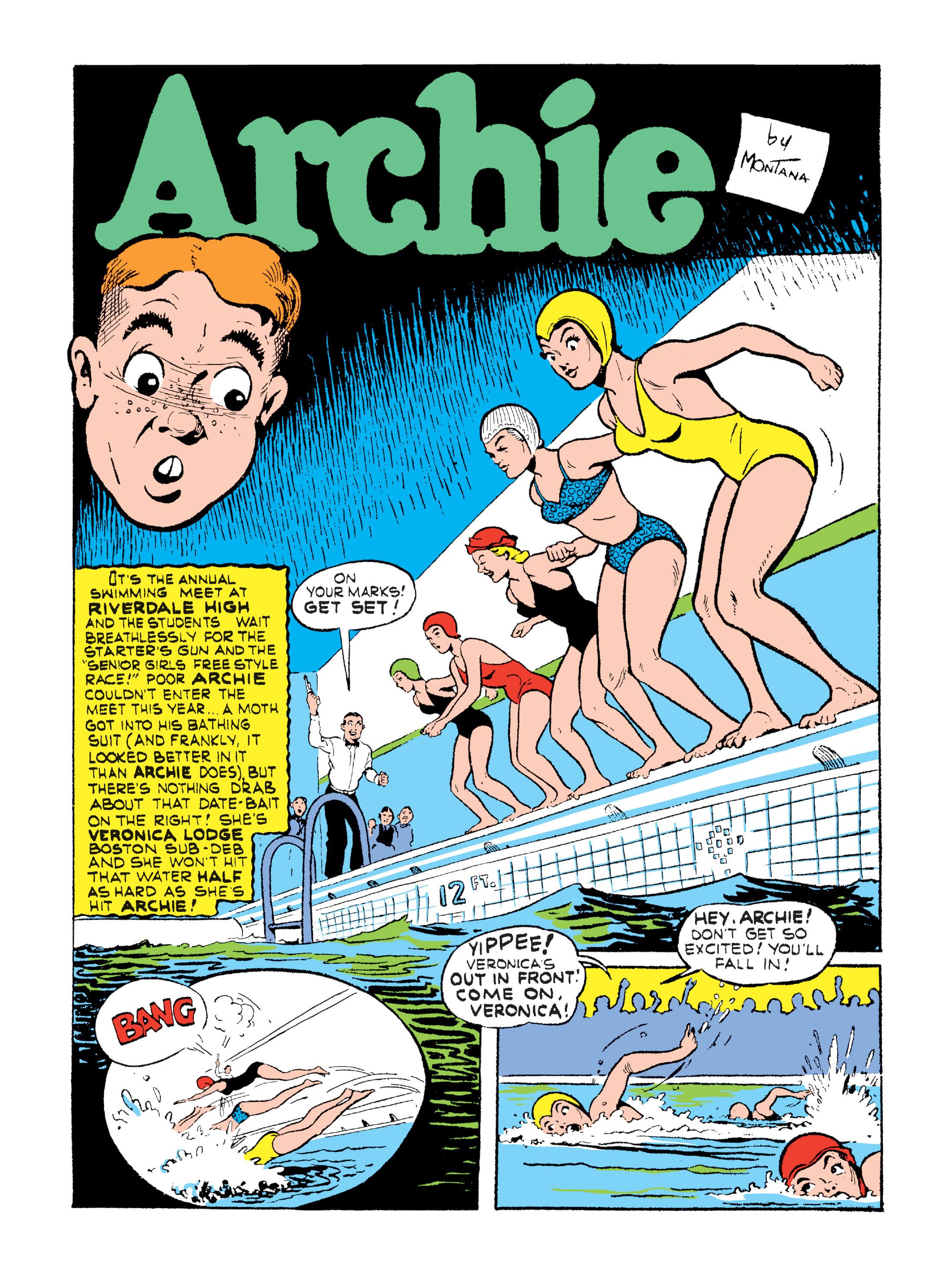 Read online Archie 1000 Page Comics Bonanza comic -  Issue #2 (Part 1) - 124