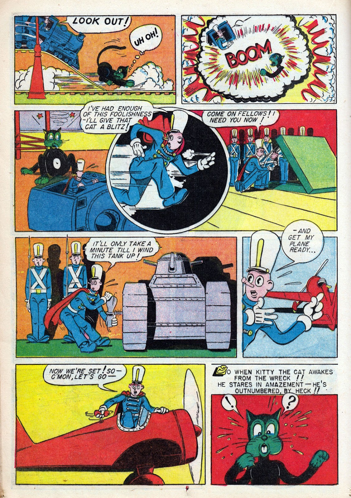 Read online Comedy Comics (1942) comic -  Issue #12 - 28