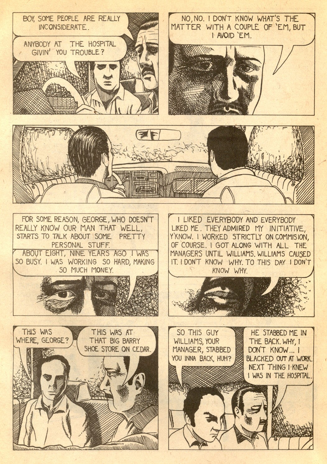 American Splendor (1976) issue 7 - Page 49