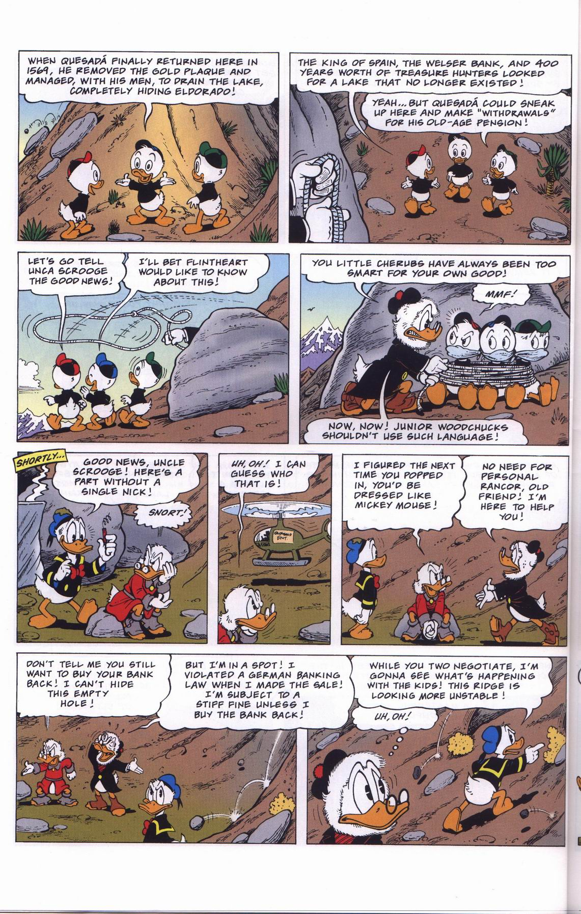 Read online Uncle Scrooge (1953) comic -  Issue #311 - 30
