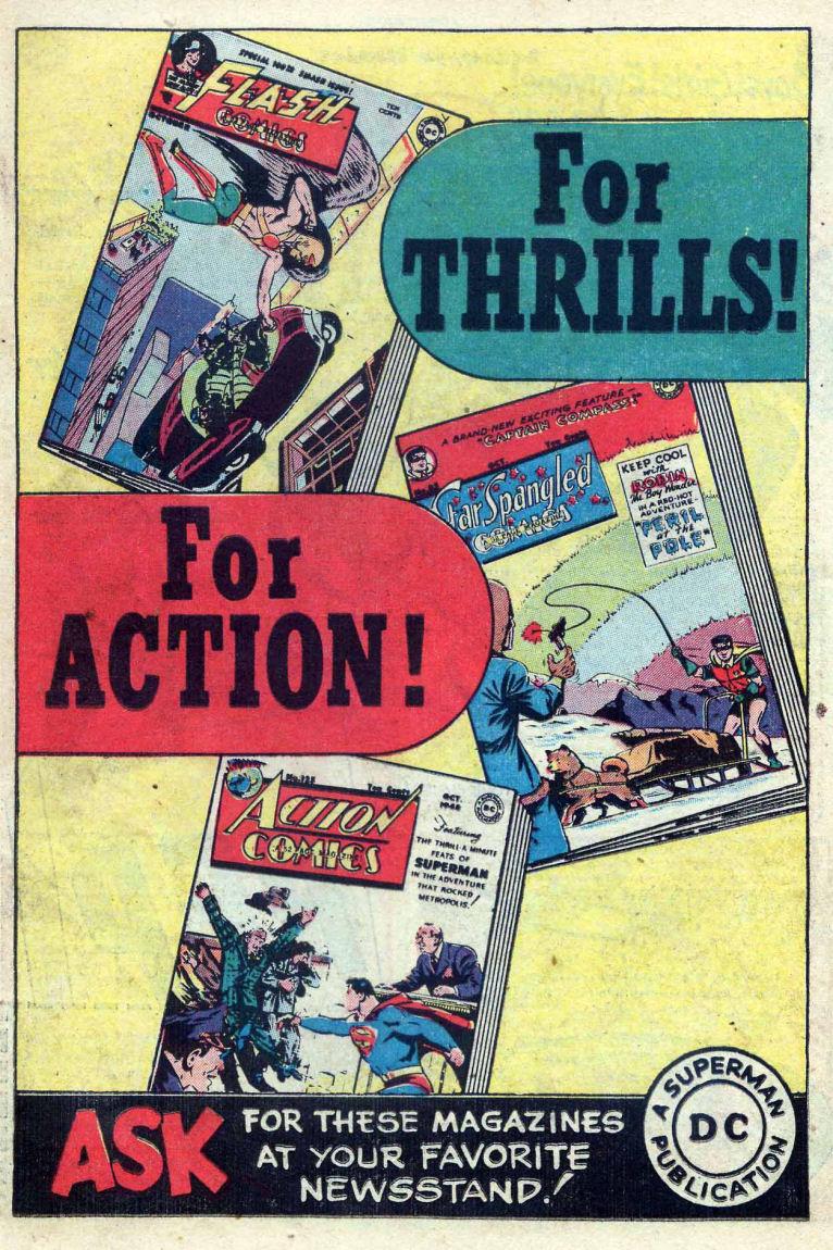 Read online Sensation (Mystery) Comics comic -  Issue #82 - 24