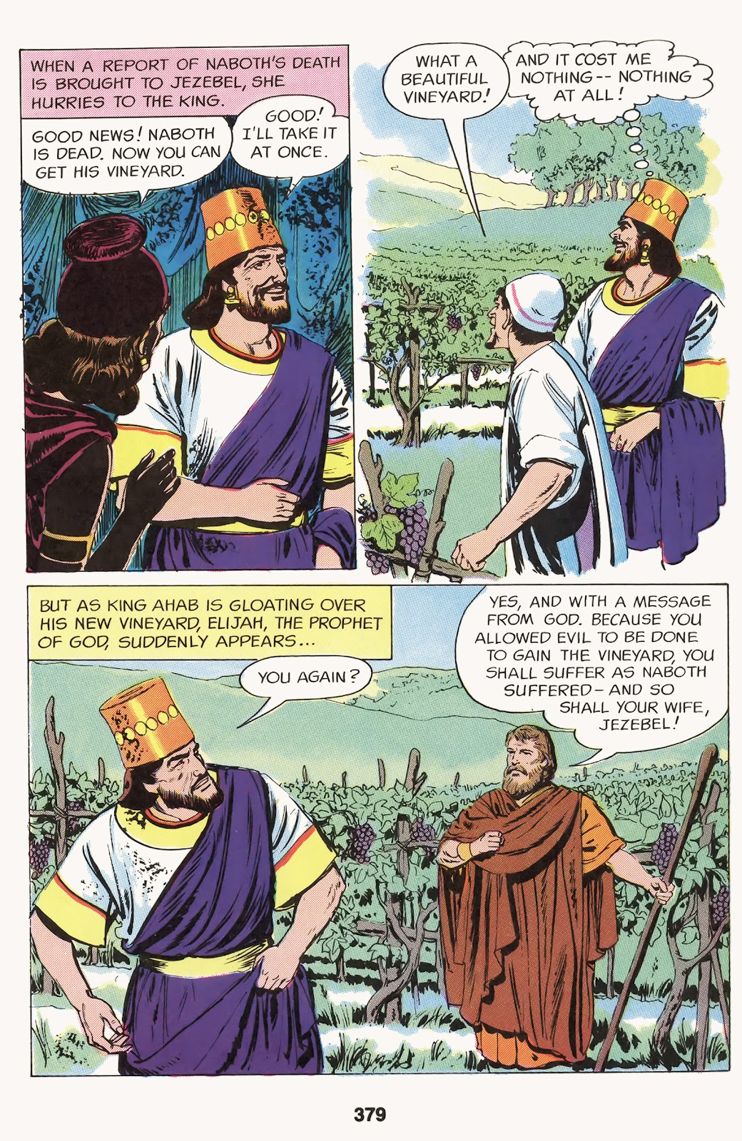 The Picture Bible issue TPB (Part 4) - Page 82
