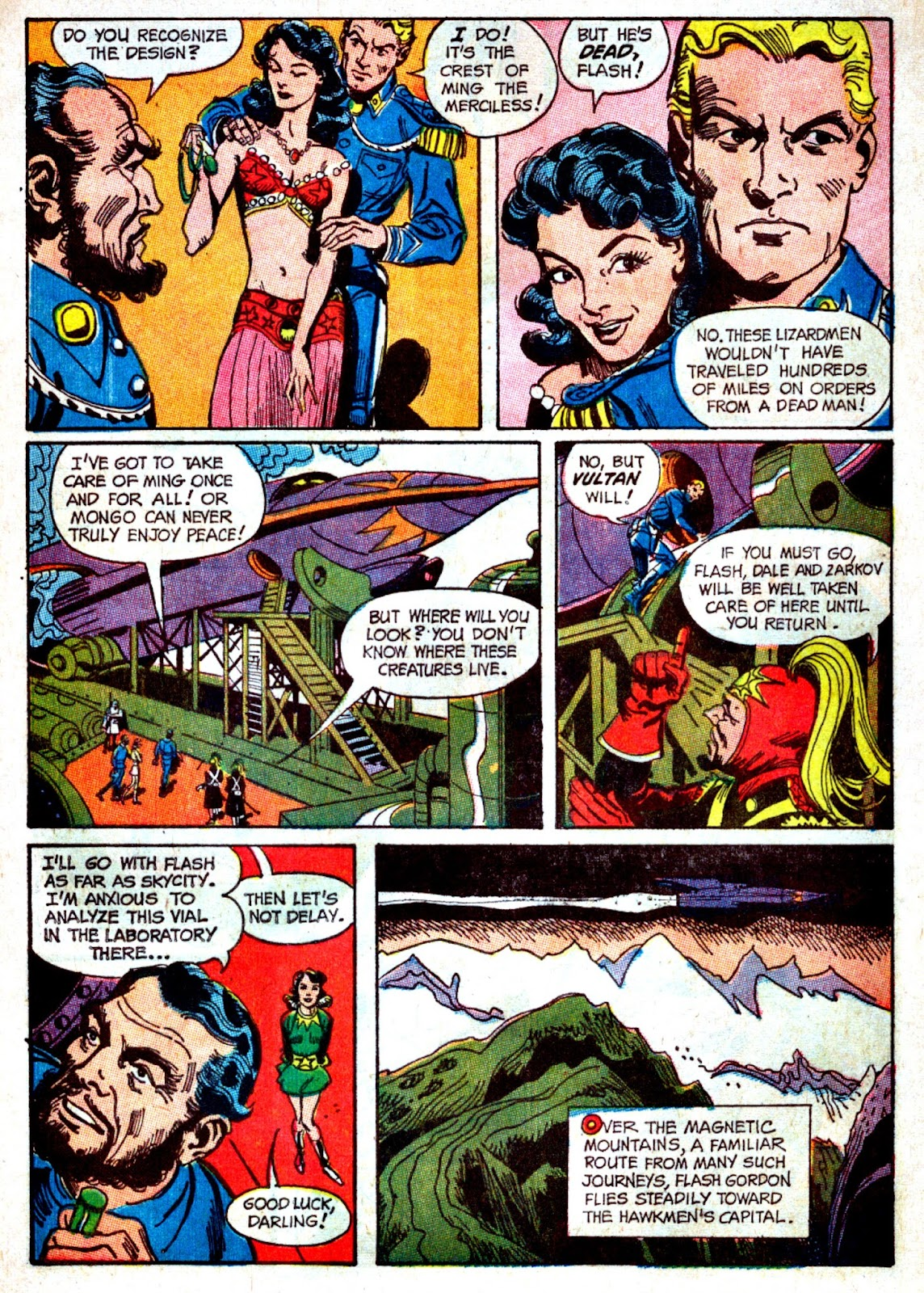 Flash Gordon (1966) issue 3 - Page 4