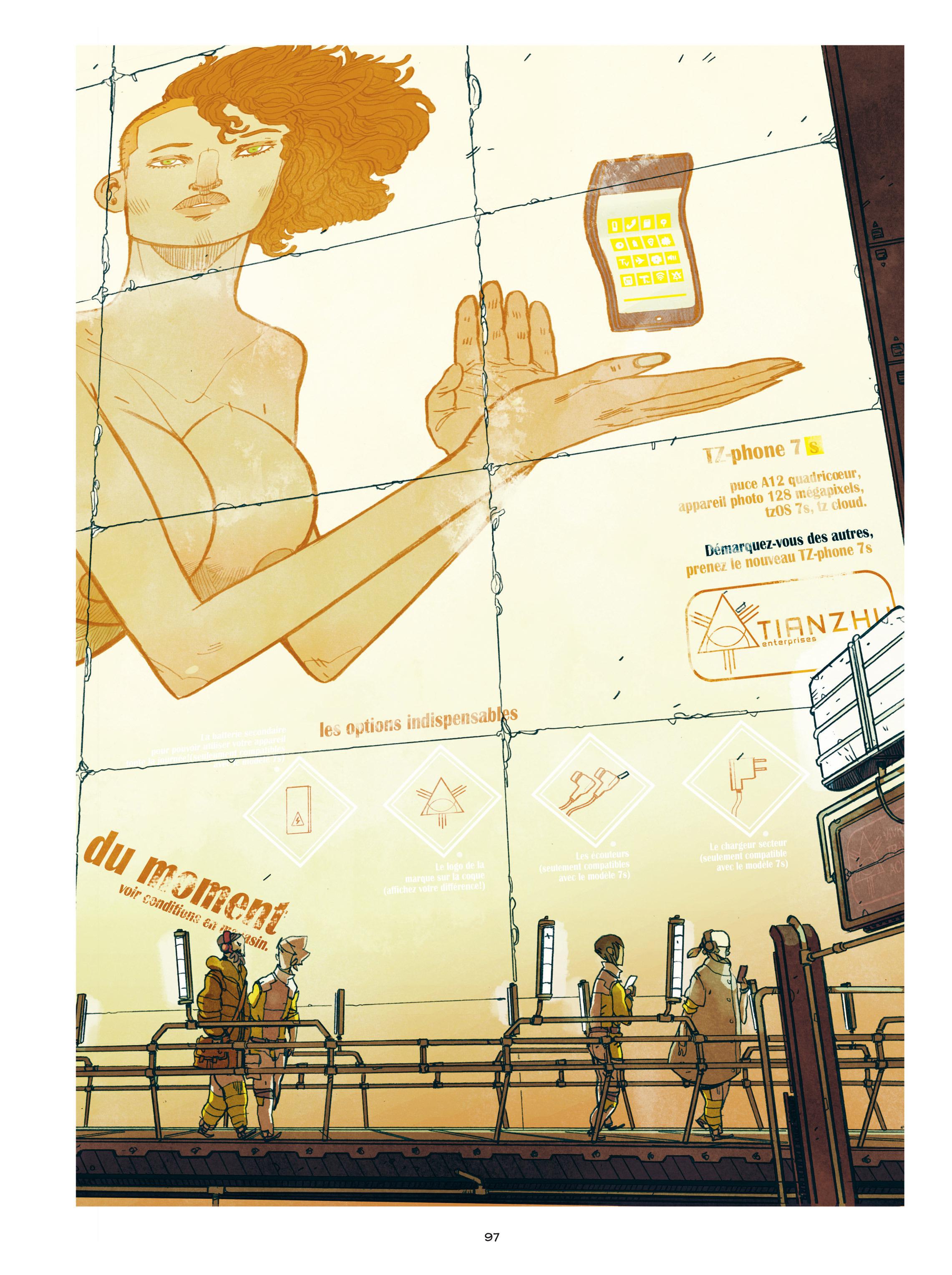Read online Shangri-La comic -  Issue # Full - 98