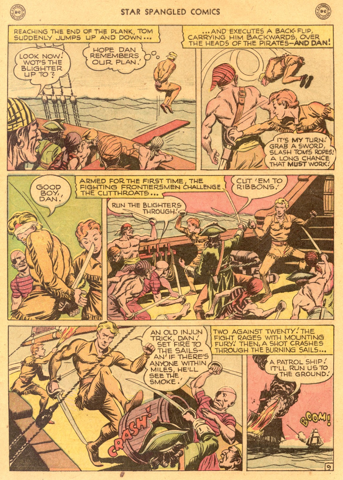 Star Spangled Comics (1941) issue 80 - Page 46