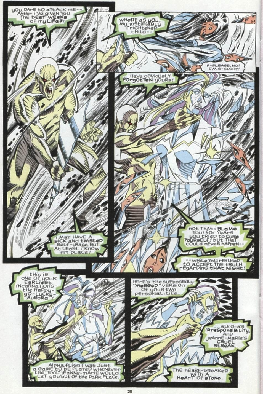 Read online Alpha Flight (1983) comic -  Issue #104 - 16