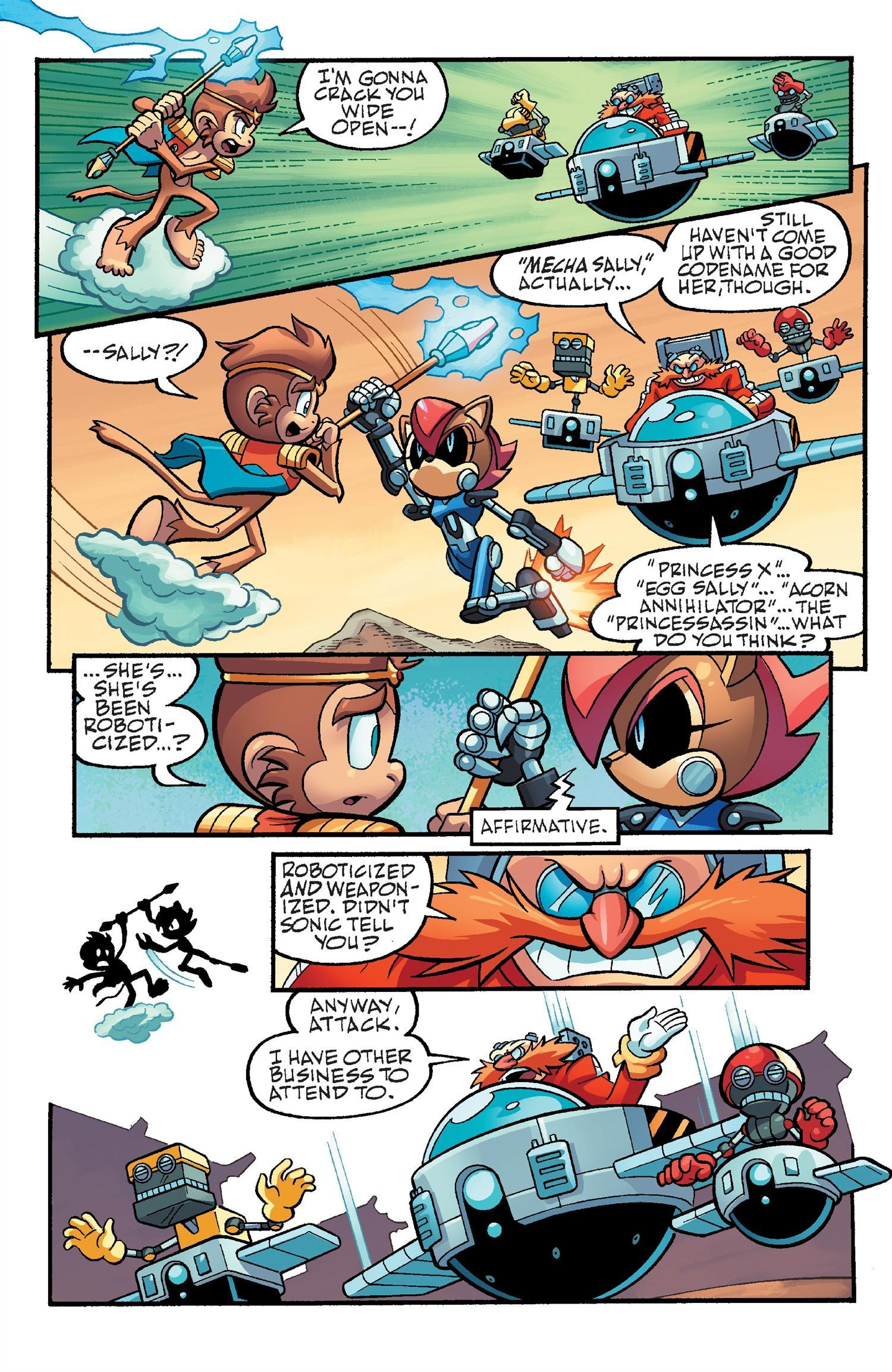 Sonic Universe #39 - Read Sonic Universe Issue #39 Page 12