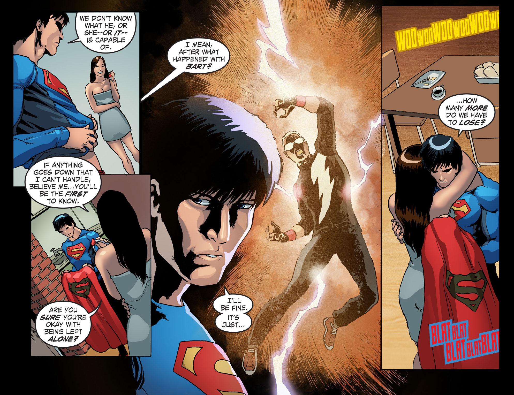 Read online Smallville: Season 11 comic -  Issue #42 - 14