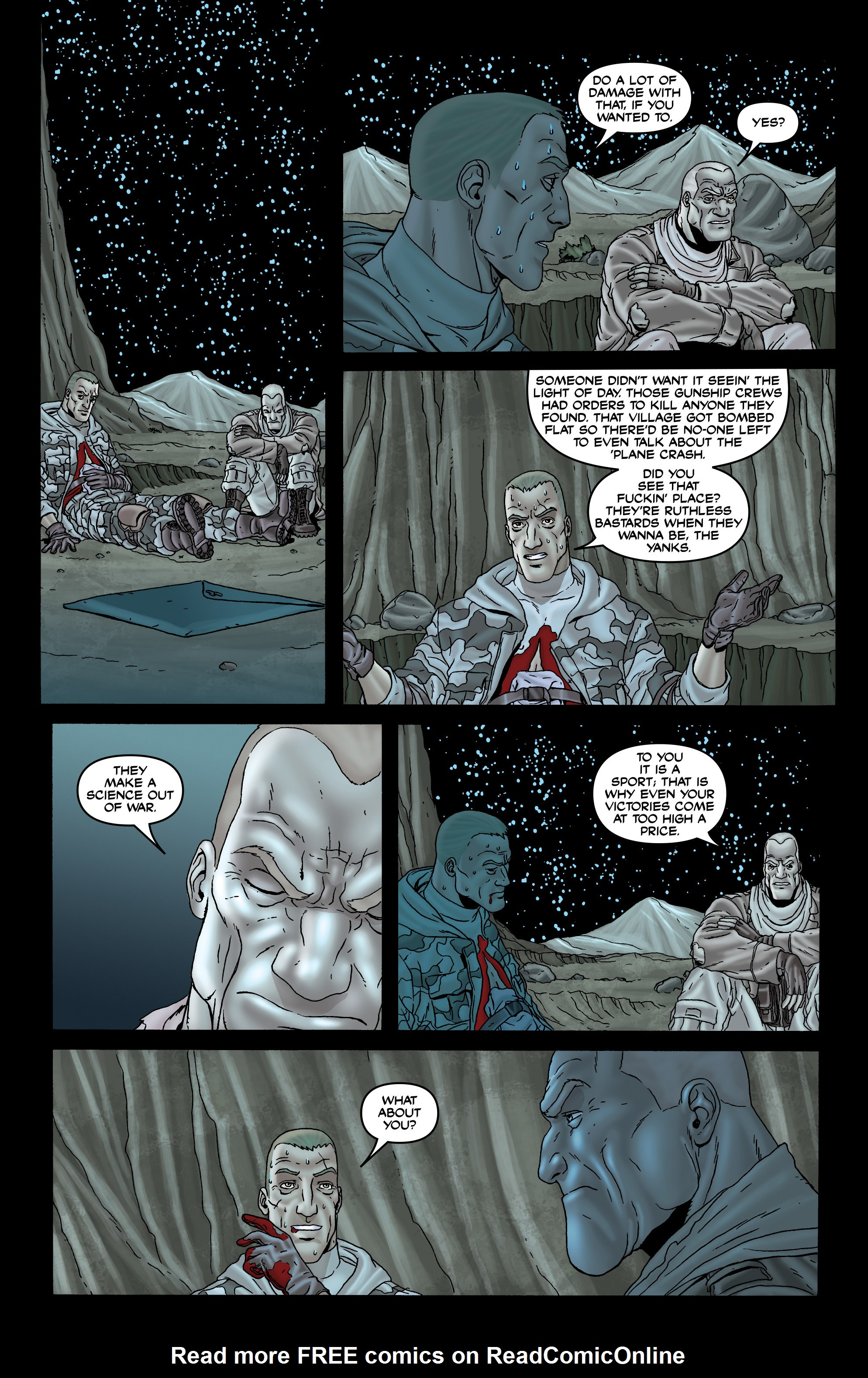 Read online 303 comic -  Issue #3 - 14