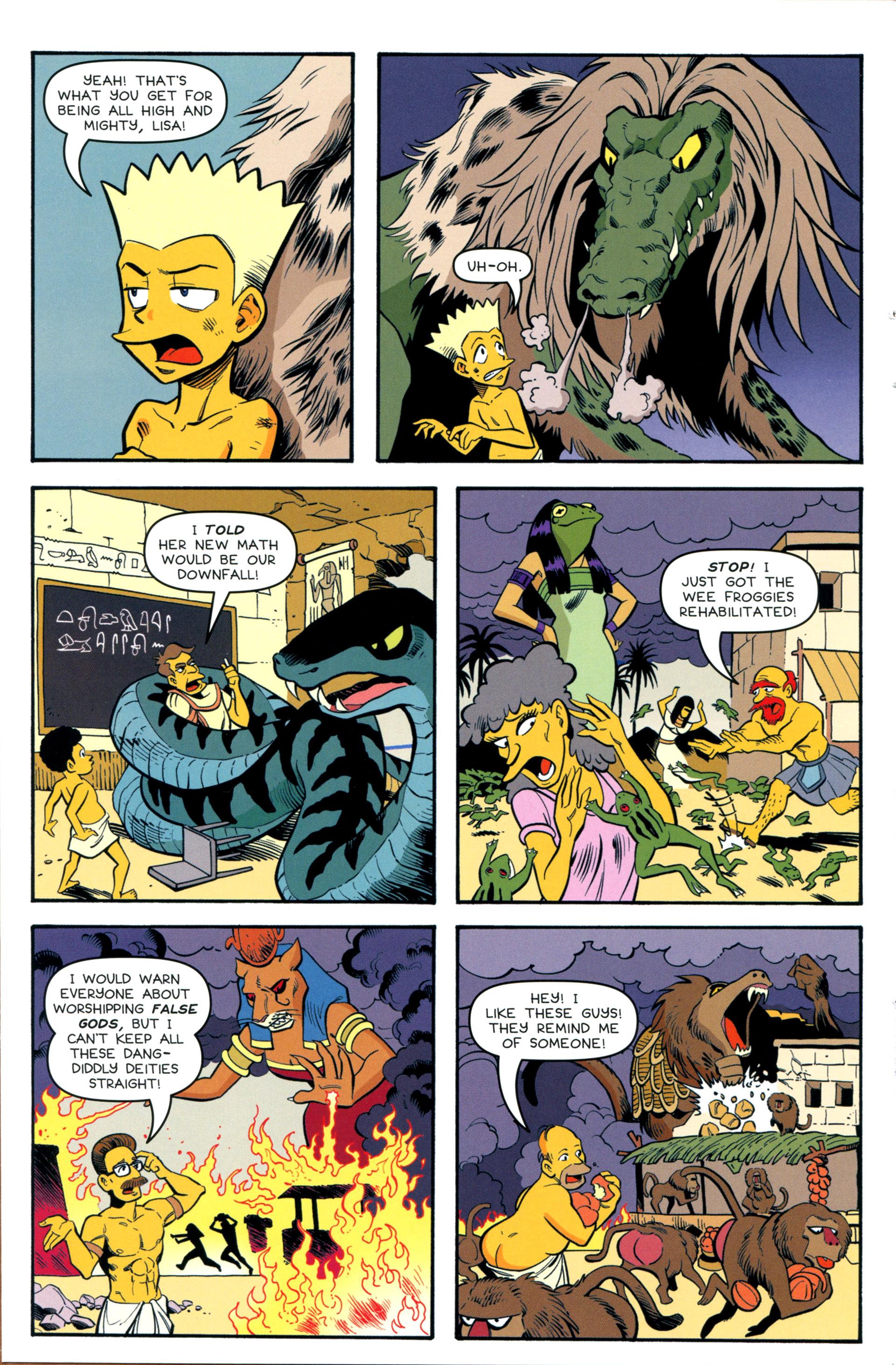 Read online Simpsons One-Shot Wonders: Lisa comic -  Issue # Full - 8