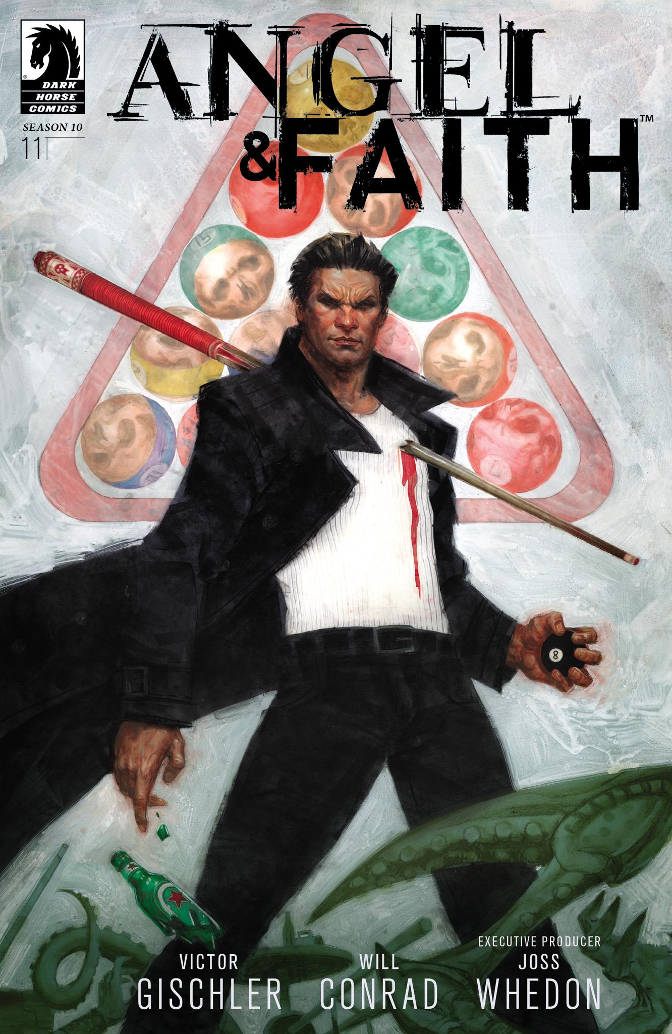 Read online Angel & Faith Season 10 comic -  Issue #11 - 1