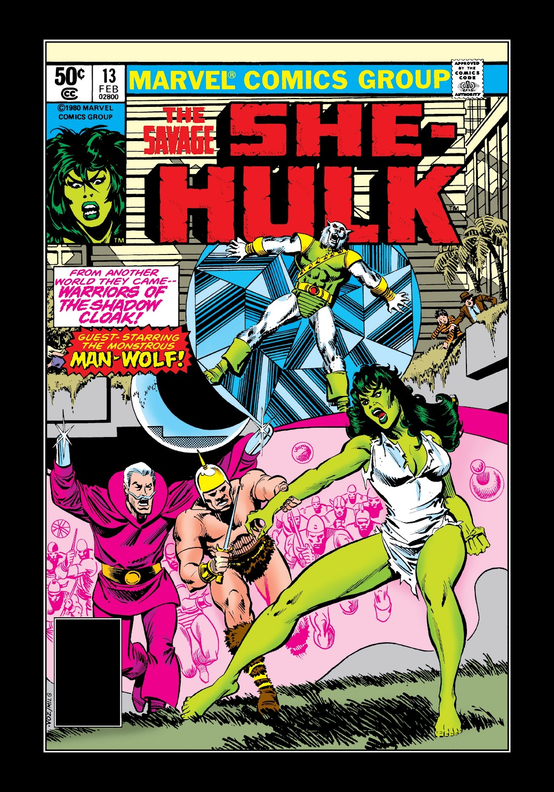 Marvel Masterworks: The Savage She-Hulk issue TPB_1_(Part_3) - Page 41