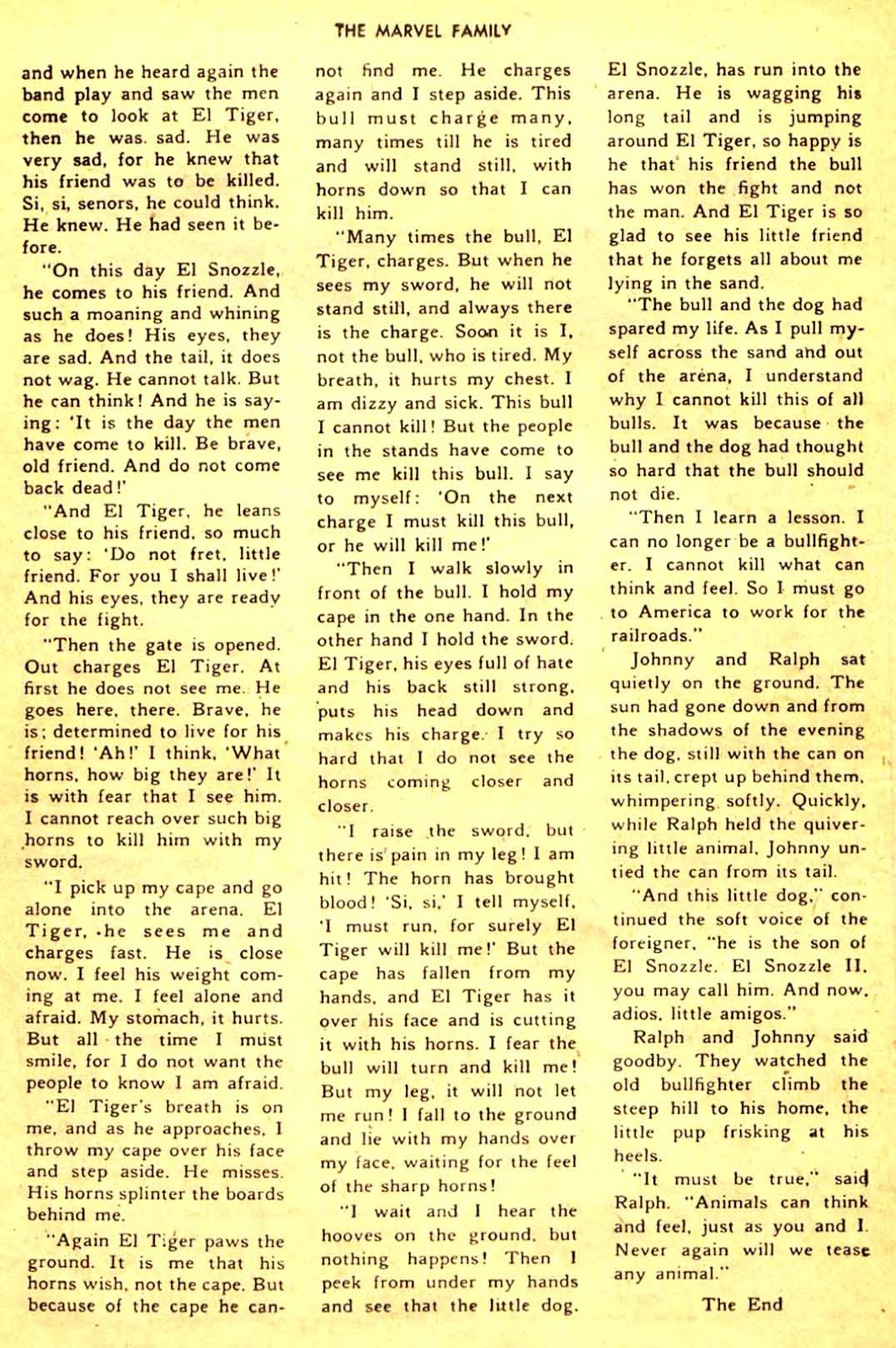 The Marvel Family issue 9 - Page 20