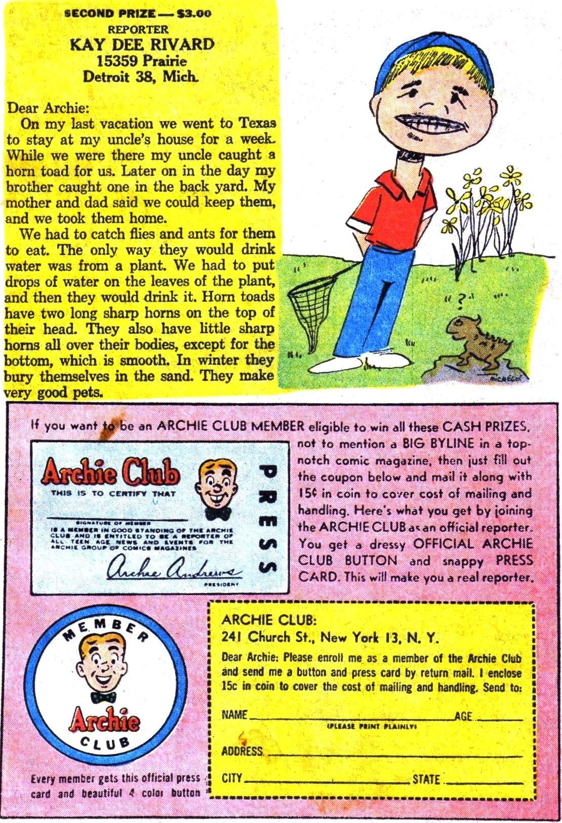 Read online Archie (1960) comic -  Issue #148 - 27