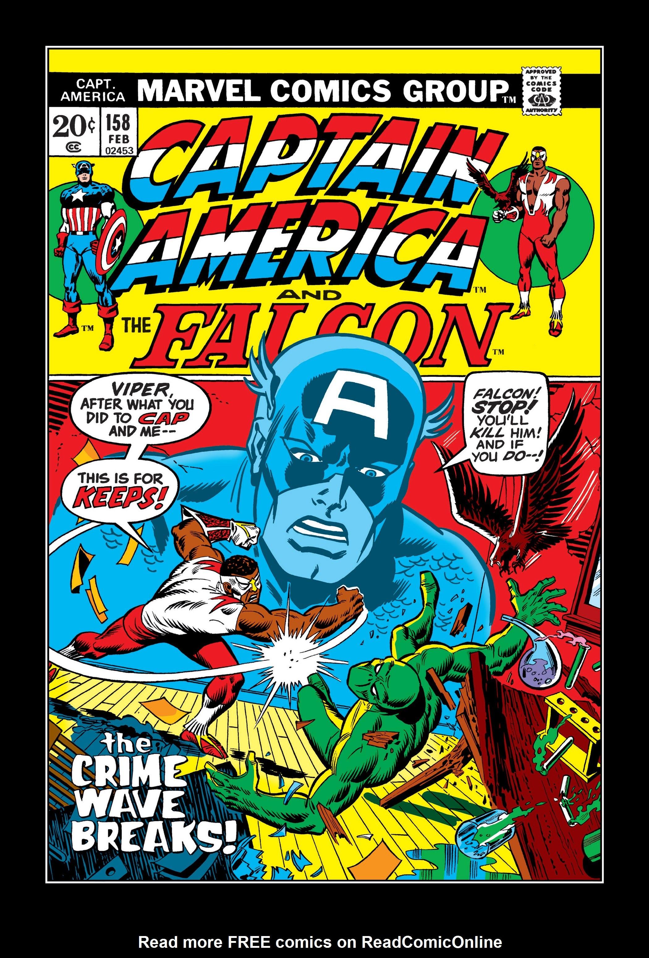 Marvel Masterworks: Captain America TPB_7_(Part_2) Page 100