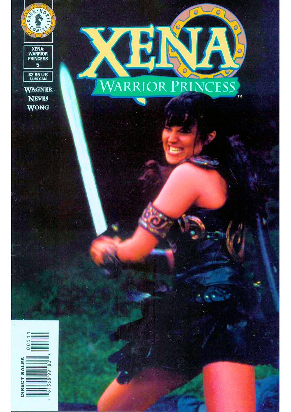 Xena: Warrior Princess (1999) Issue #5 #5 - English 3