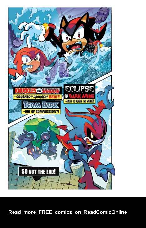 Read online Sonic Comics Spectacular: Speed of Sound comic -  Issue # Full - 232