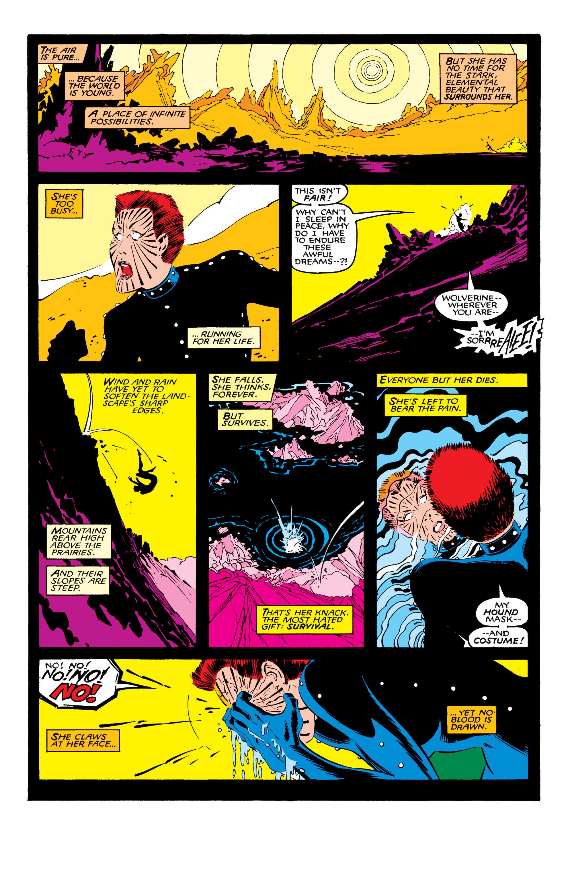 Read online Uncanny X-Men (1963) comic -  Issue #207 - 14