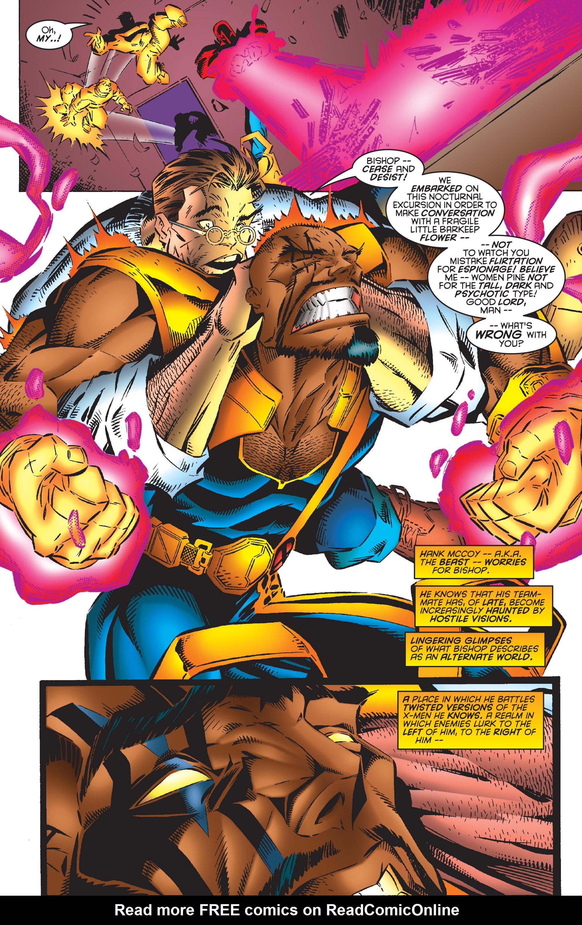X-Men (1991) 49 Page 3