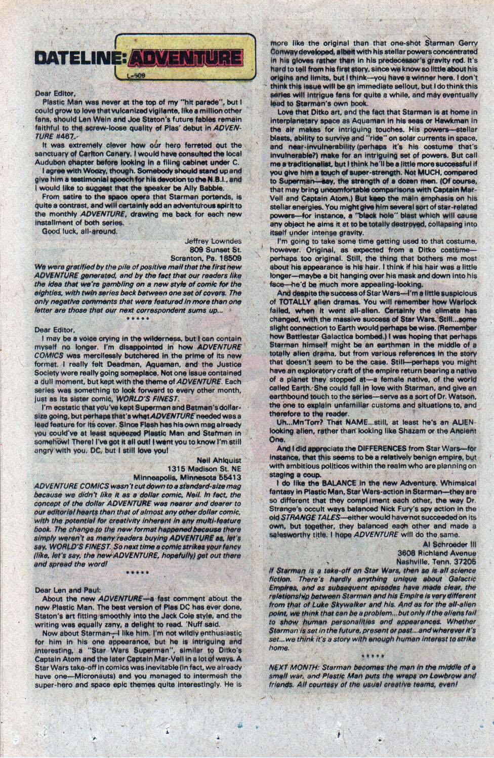Read online Adventure Comics (1938) comic -  Issue #472 - 15