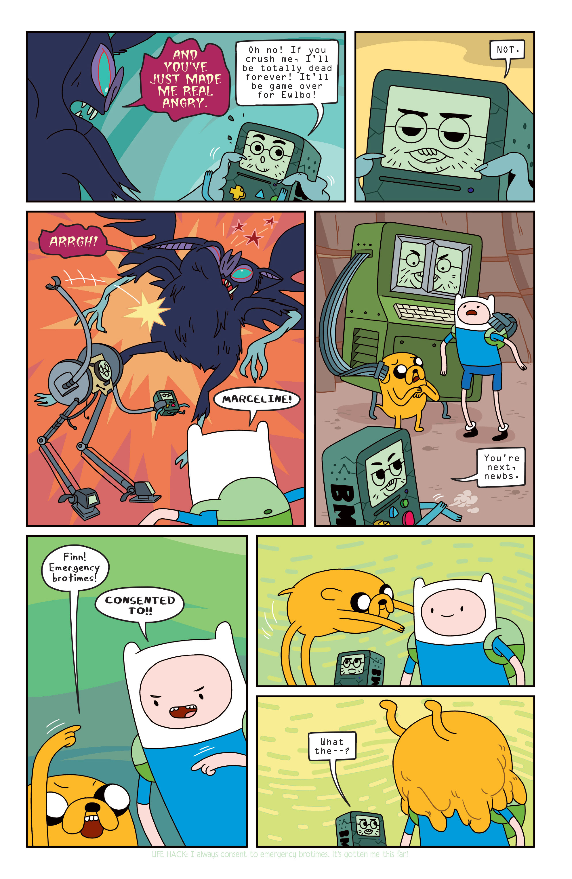 Read online Adventure Time comic -  Issue #Adventure Time _TPB 3 - 55