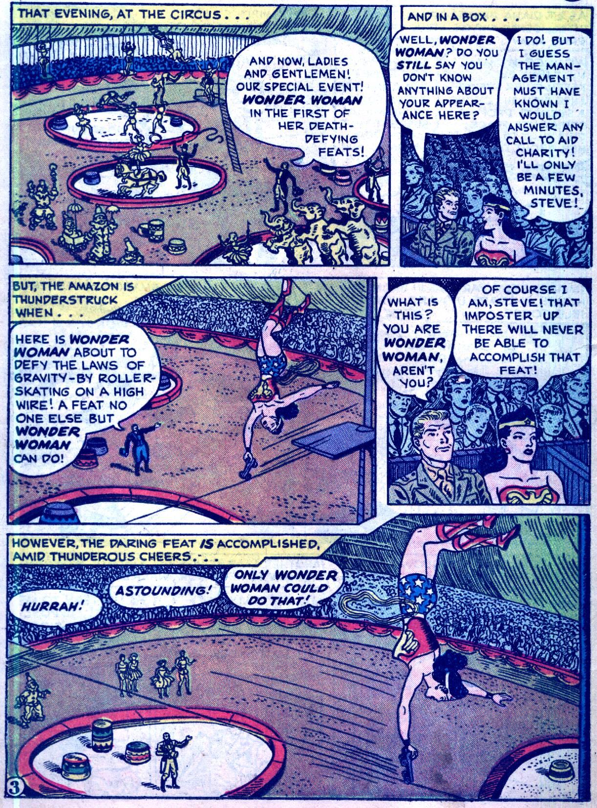 Read online Wonder Woman (1942) comic -  Issue #92 - 26