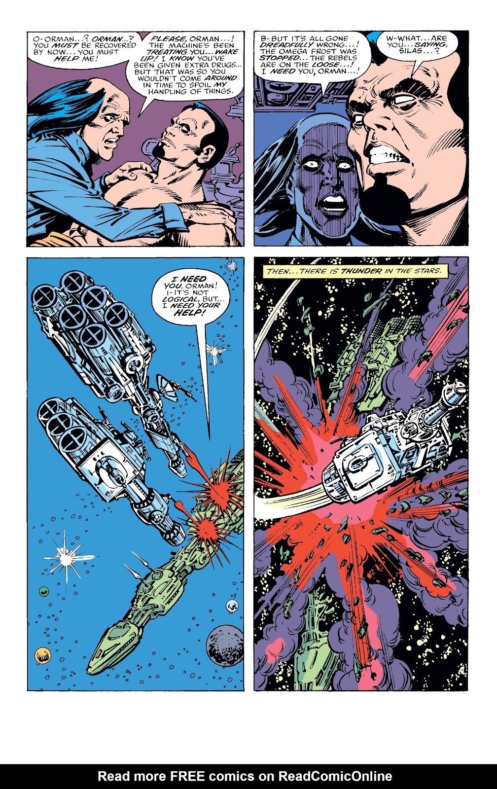 Read online Star Wars Legends: The Original Marvel Years - Epic Collection comic -  Issue # TPB 2 (Part 2) - 100