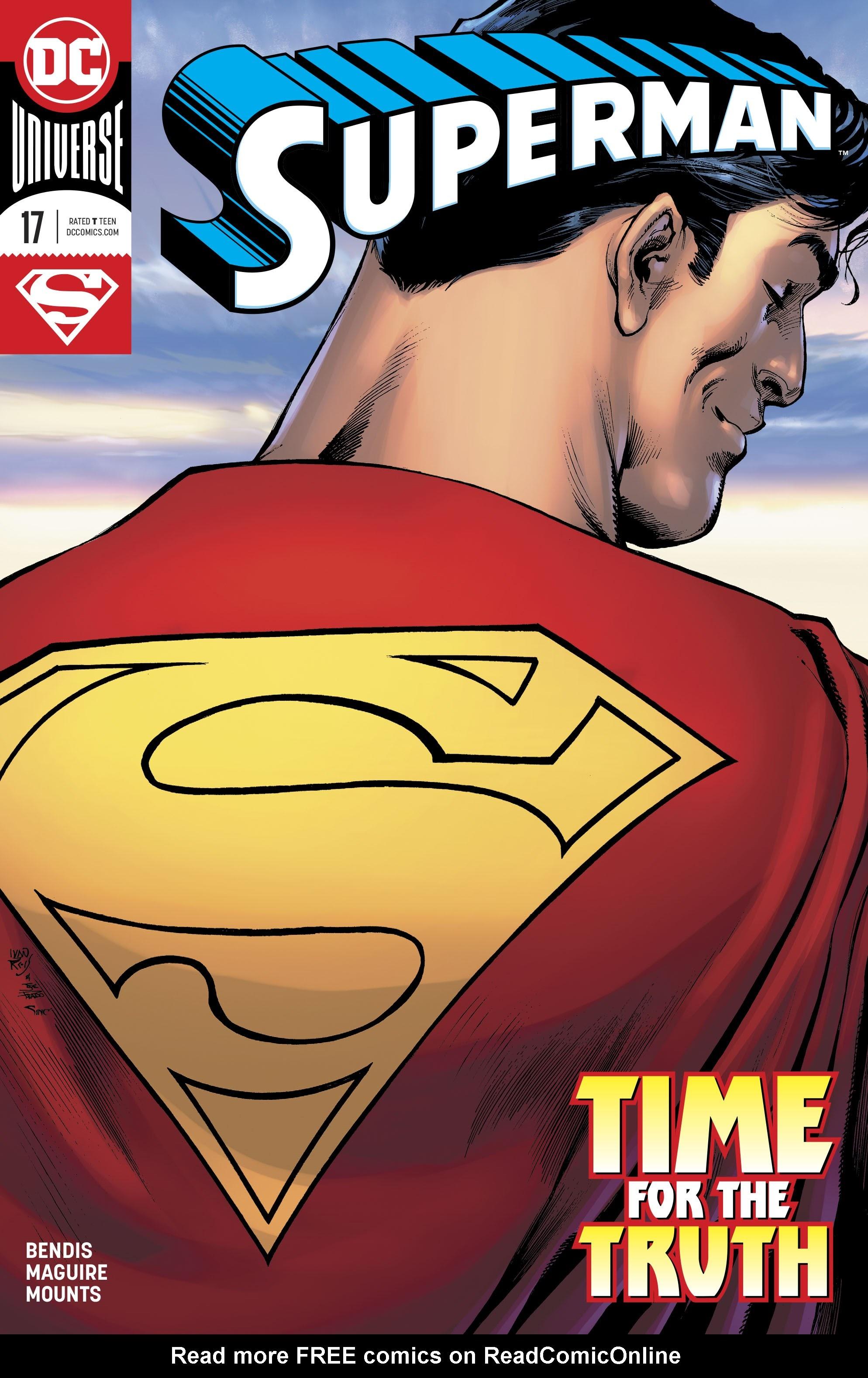 Superman (2018) 17 Page 1