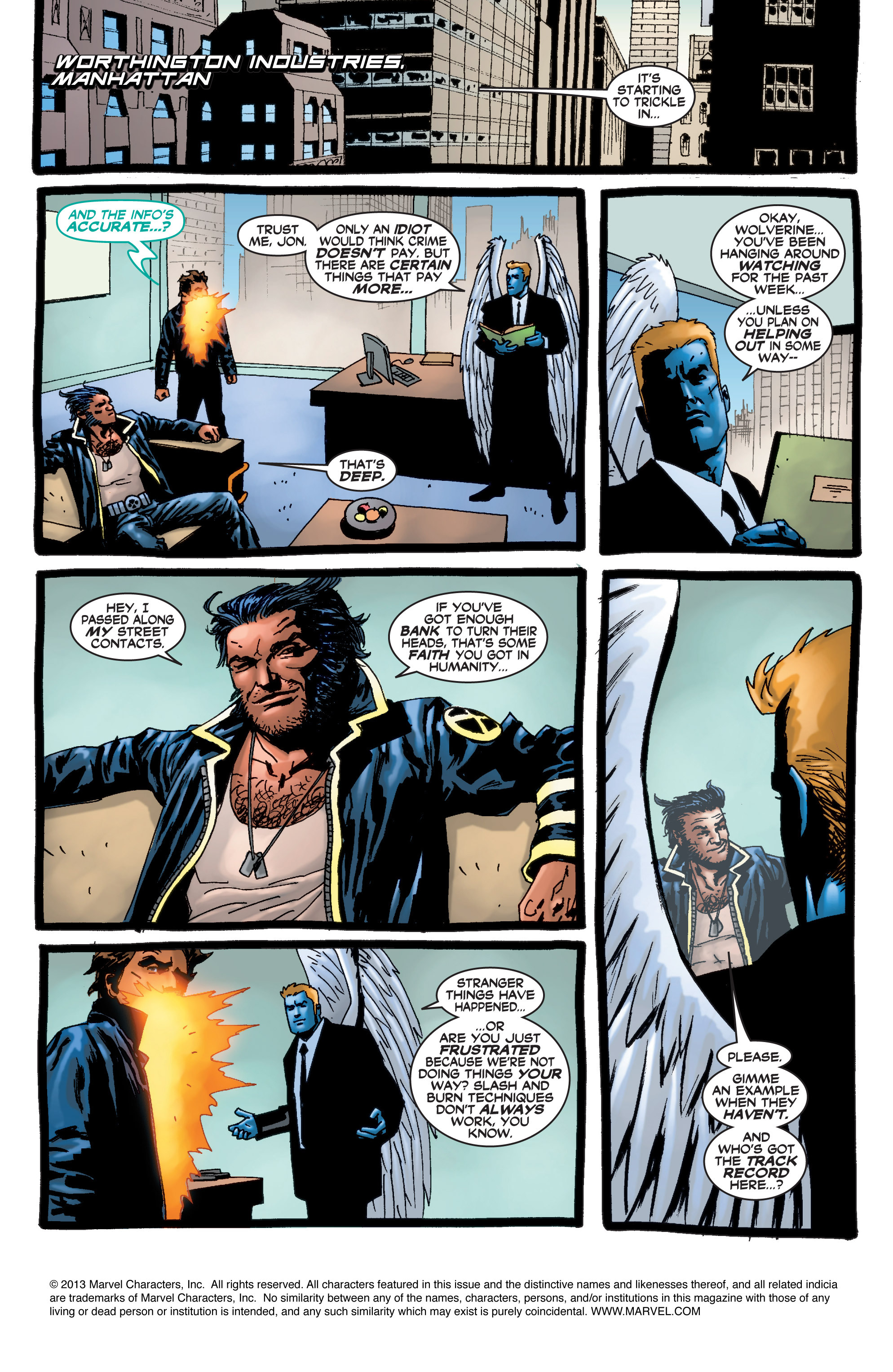 Read online Uncanny X-Men (1963) comic -  Issue #409 - 2