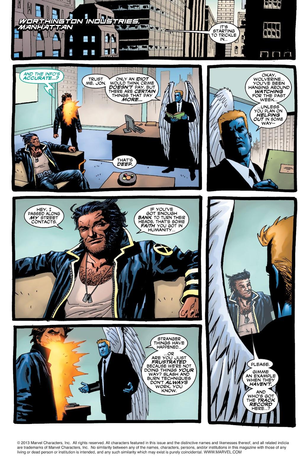 Uncanny X-Men (1963) issue 409 - Page 2