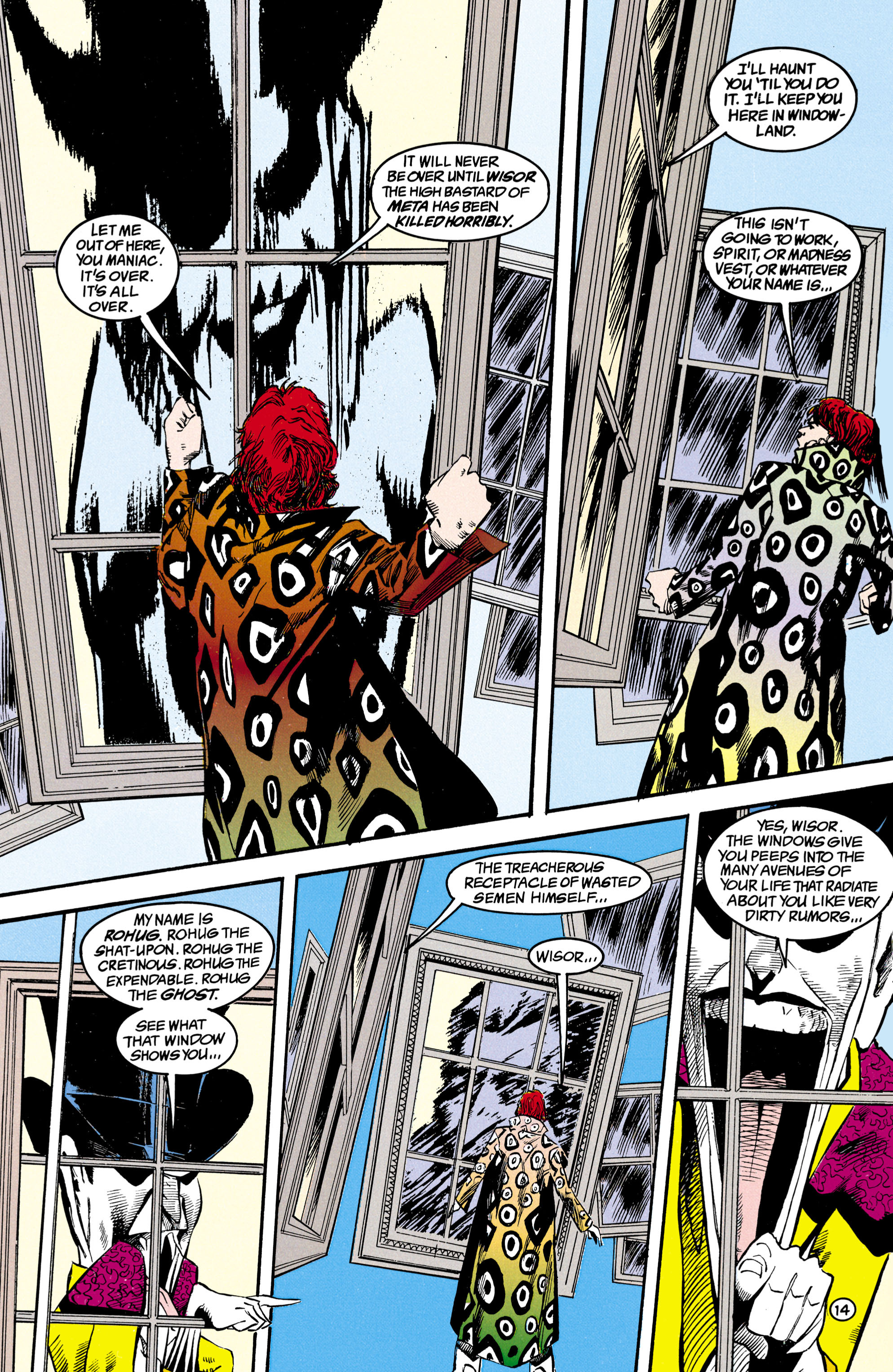Read online Shade, the Changing Man comic -  Issue #17 - 15