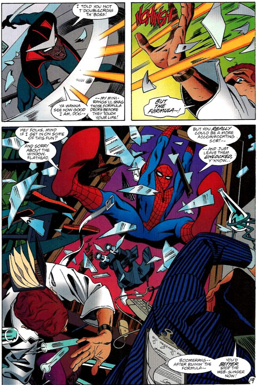 Read online Spider-Man: Lifeline comic -  Issue #2 - 20