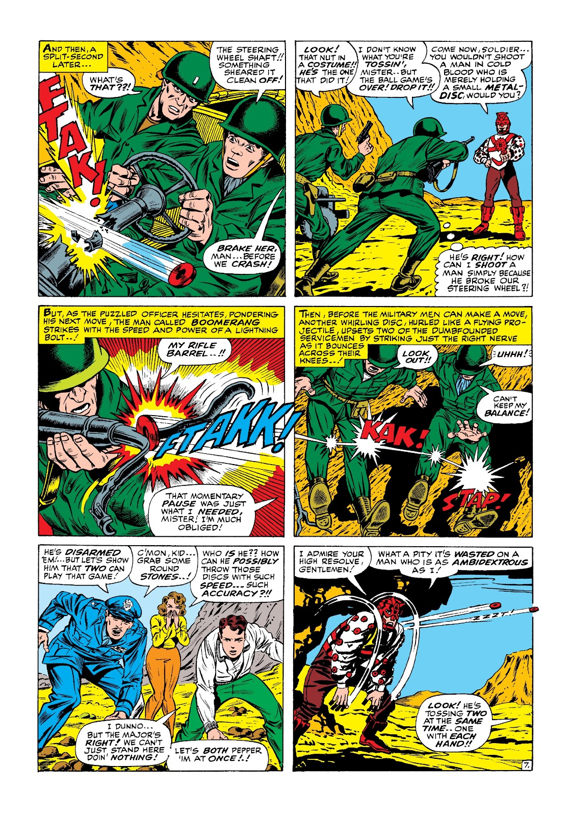 Read online Marvel Masterworks: The Incredible Hulk comic -  Issue # TPB 3 (Part 1) - 25